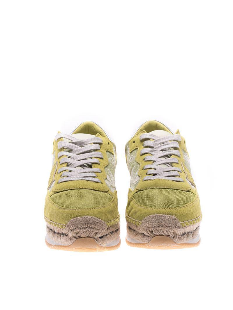 modelo Tropez Zapatillas Saint lima color Lyst Philippe en verde ERq4v c8abb381e11f2