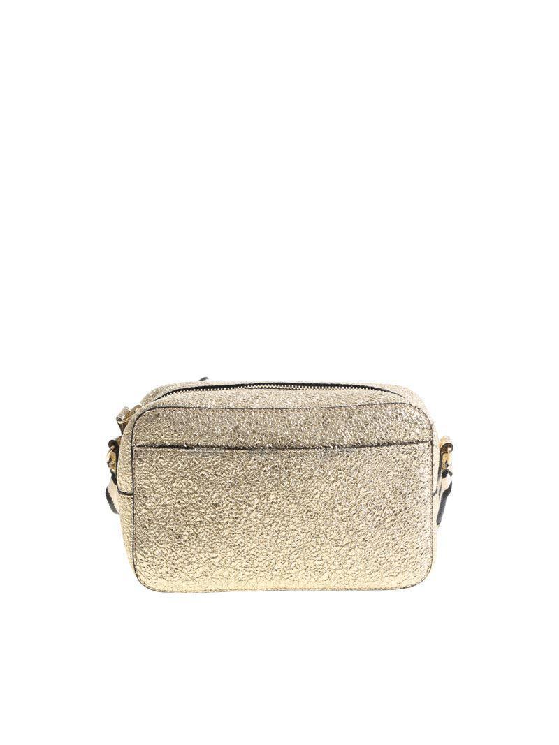 Red Valentino Wonka golden shoulder bag ExWuVG9