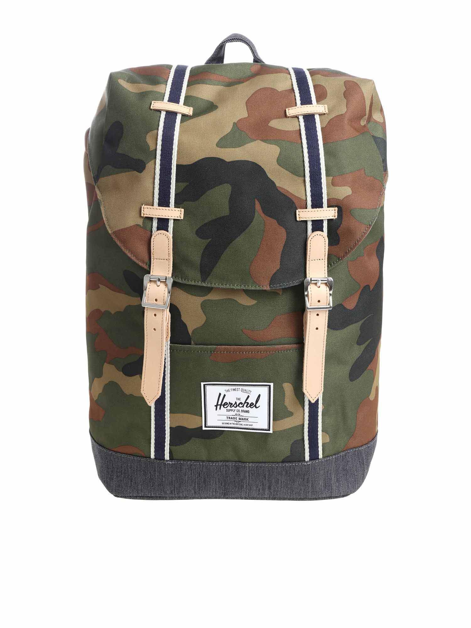 Herschel Supply Co. Camouflage