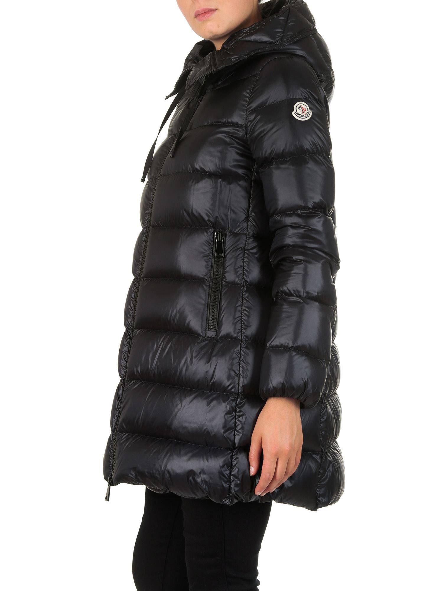 Moncler - Black Suyen Down Jacket - Lyst. View fullscreen