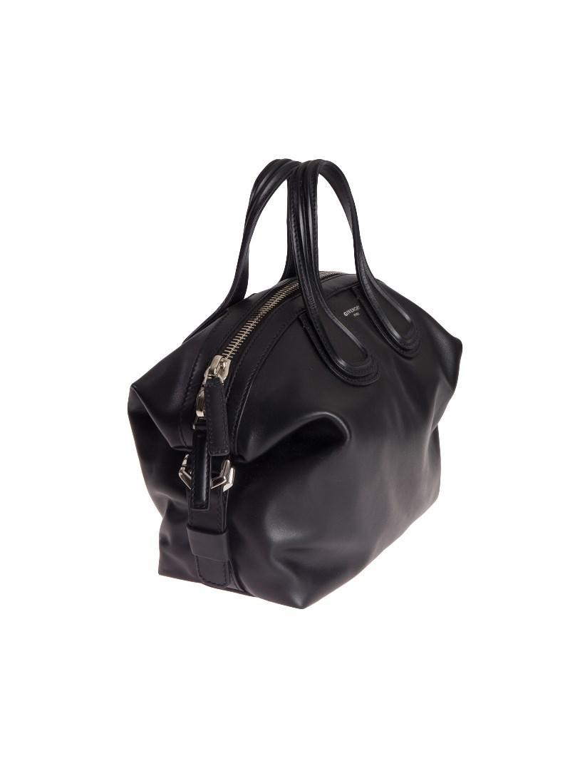 bf5c09ae77a1 Givenchy - Black Nightingale Bag - Lyst. View fullscreen