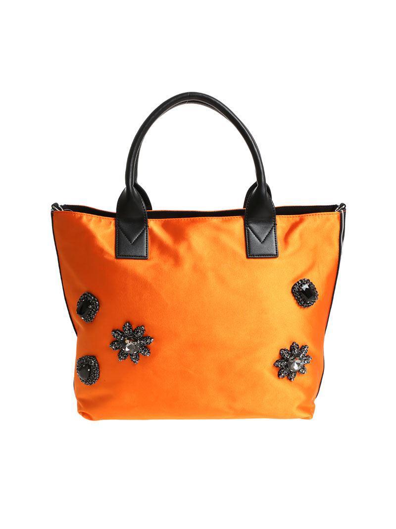 Pinko Orange Cappone handbag gINnjyl