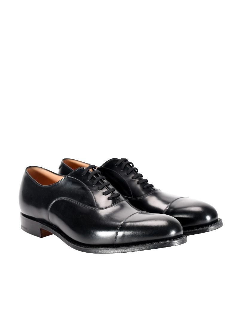 42439c77668b Lyst - Church s Dubai Black Shoes in Black for Men