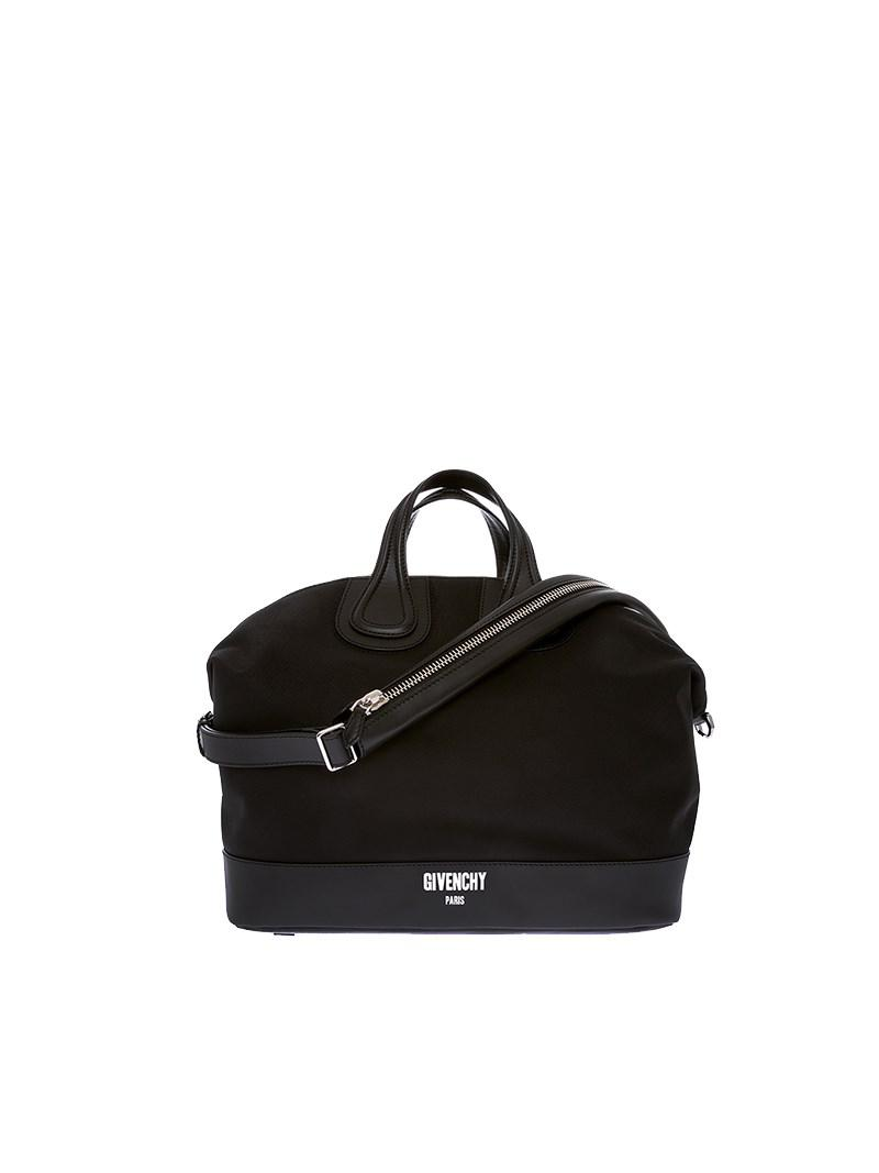 981466164e42 Lyst - Givenchy Nightingale Maxi Bag in Black