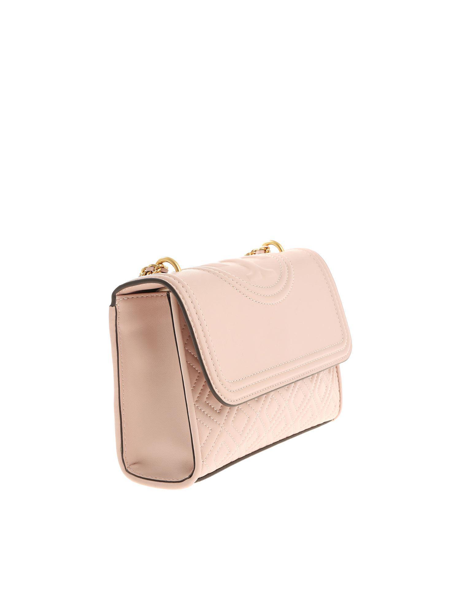 ed12d0e3c119 Tory Burch - Pink Mini Bag Shoulder Bag Women - Lyst. View fullscreen