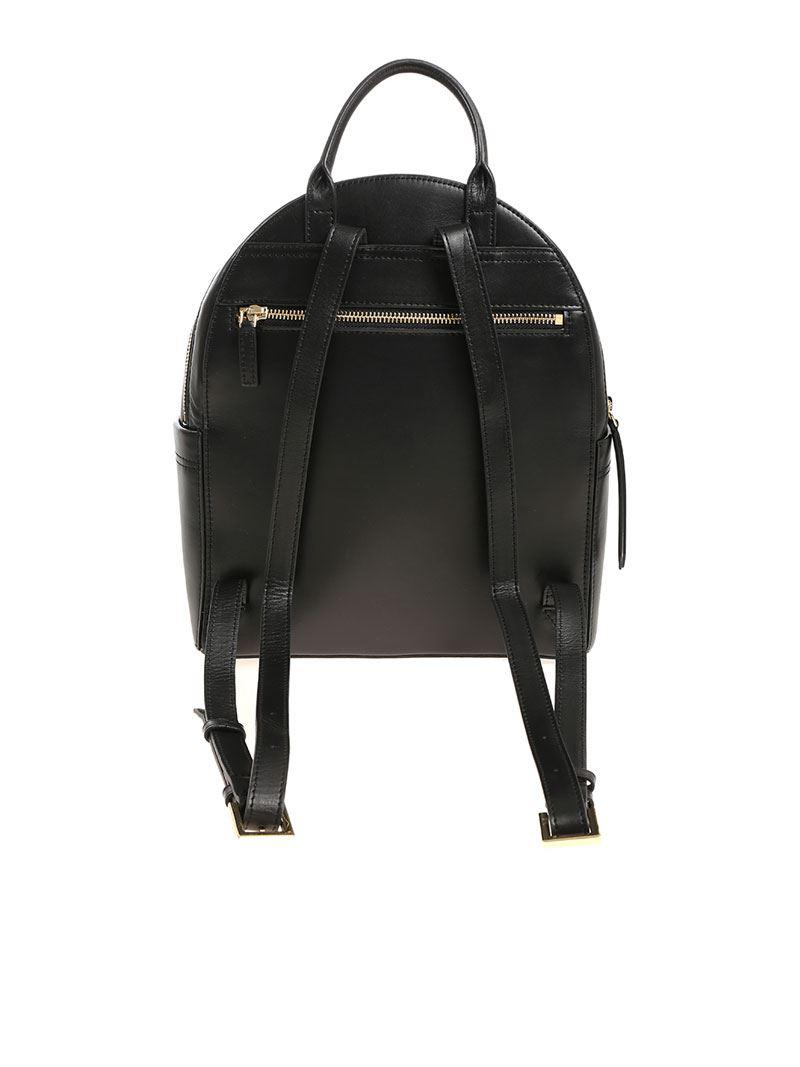 Lancaster Black Vera backpack ZOKNZaVHt