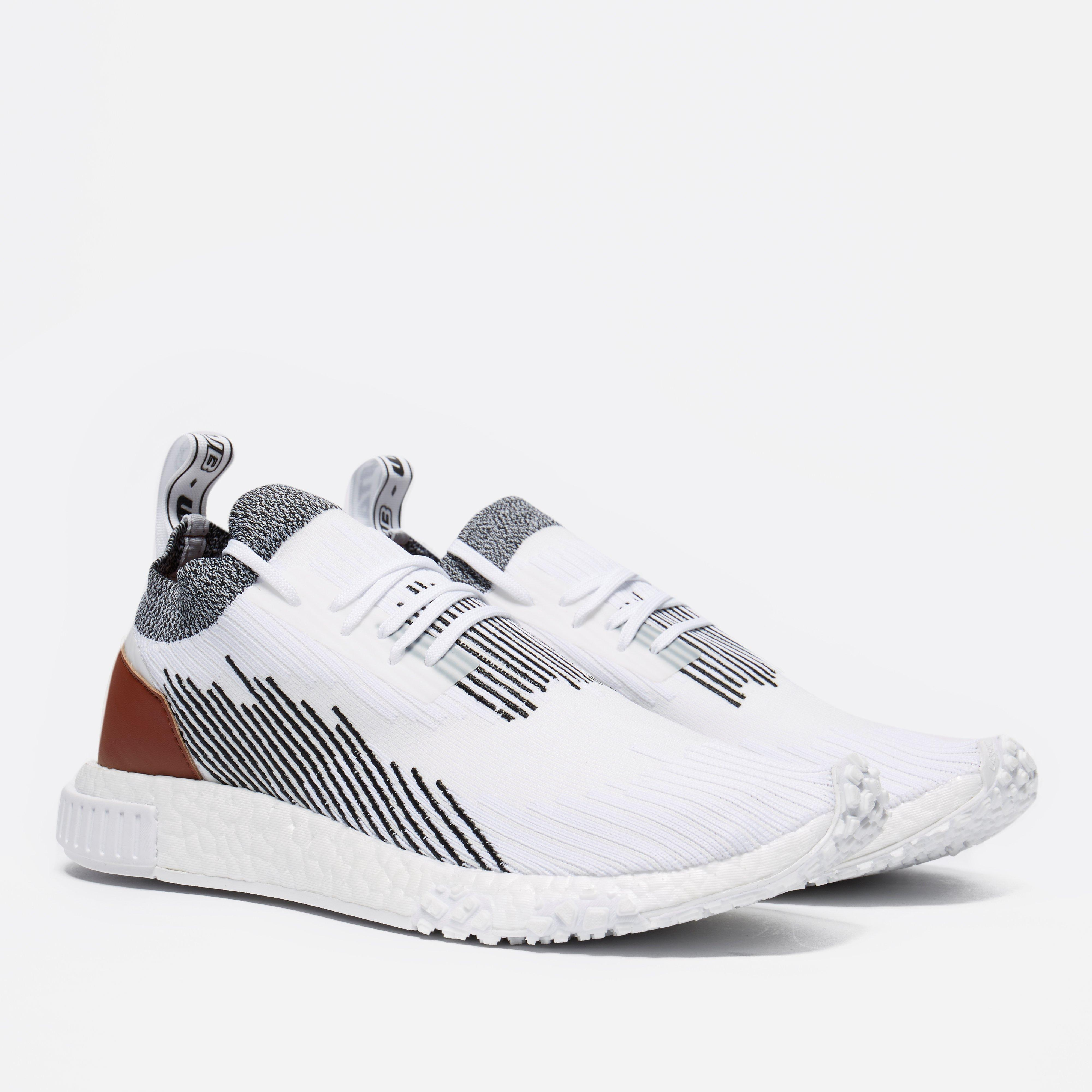 size 40 8d650 4f449 adidas Originals Nmd Racer Pk in White for Men - Lyst
