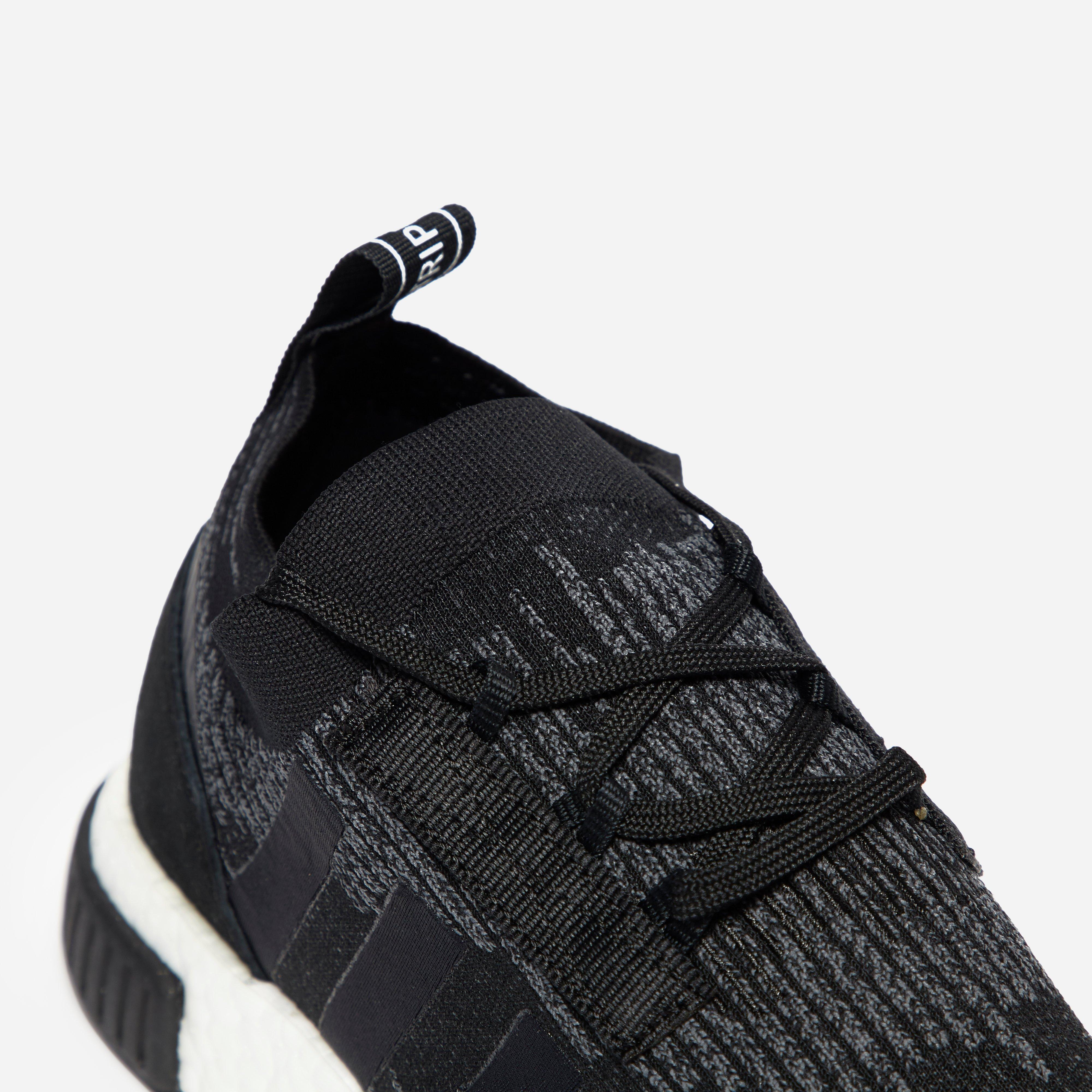 52743fad382f5 Adidas Originals - Black Nmd Racer Pk for Men - Lyst. View fullscreen