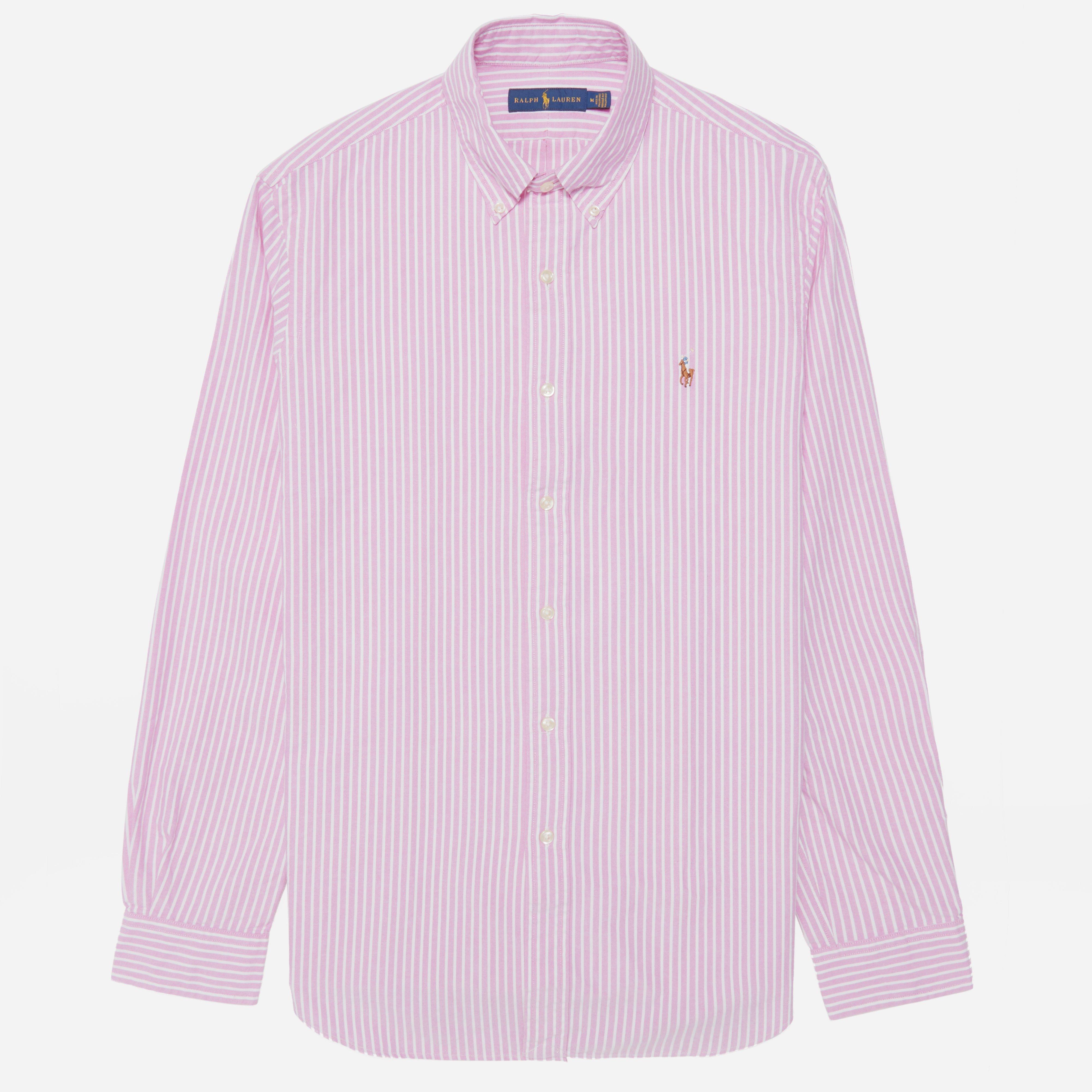 6fdf27c1f Pink Ralph Lauren Button Down Shirt - Cotswold Hire