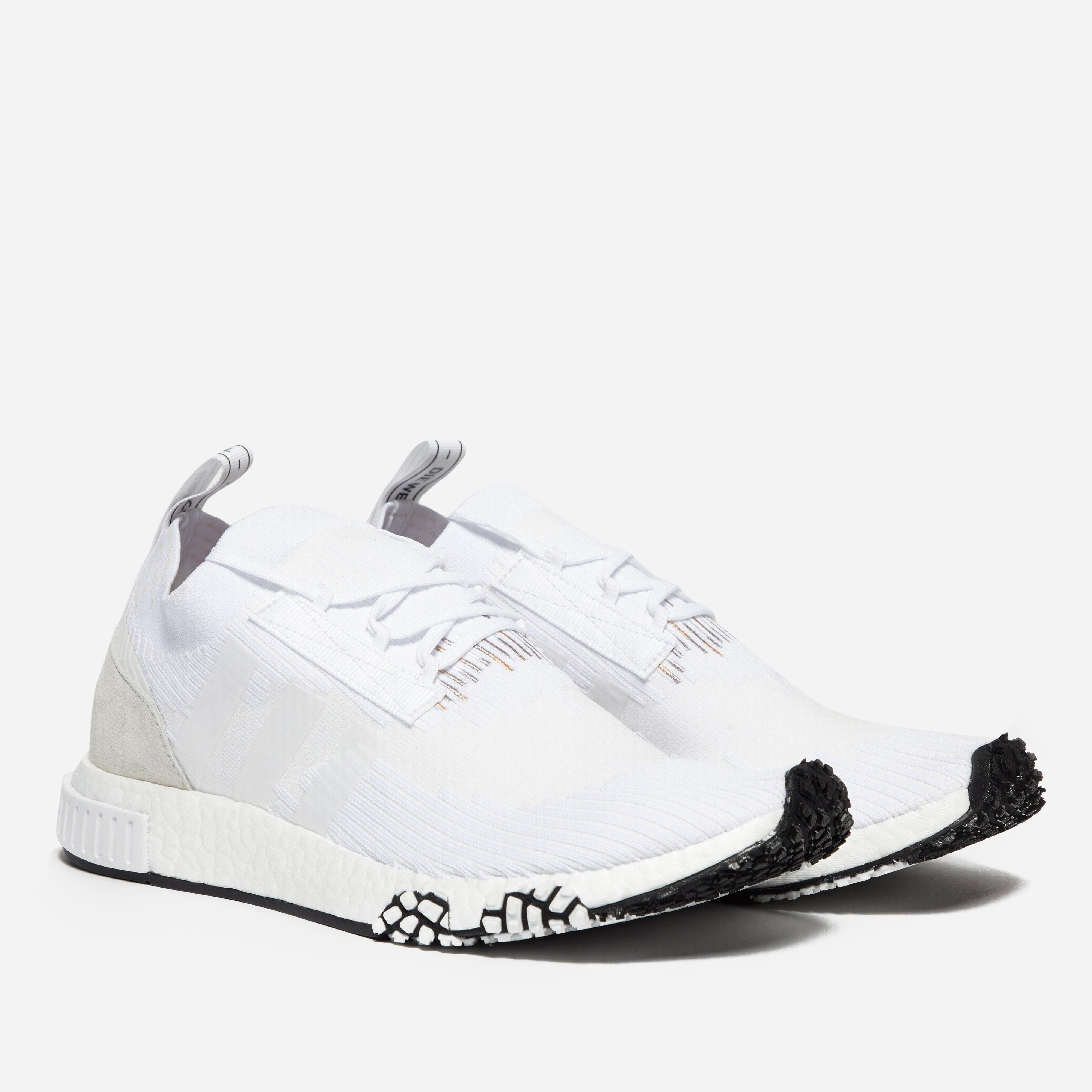 new arrival c6487 22d3e Adidas Originals Nmd Racer Pk in White for Men - Lyst
