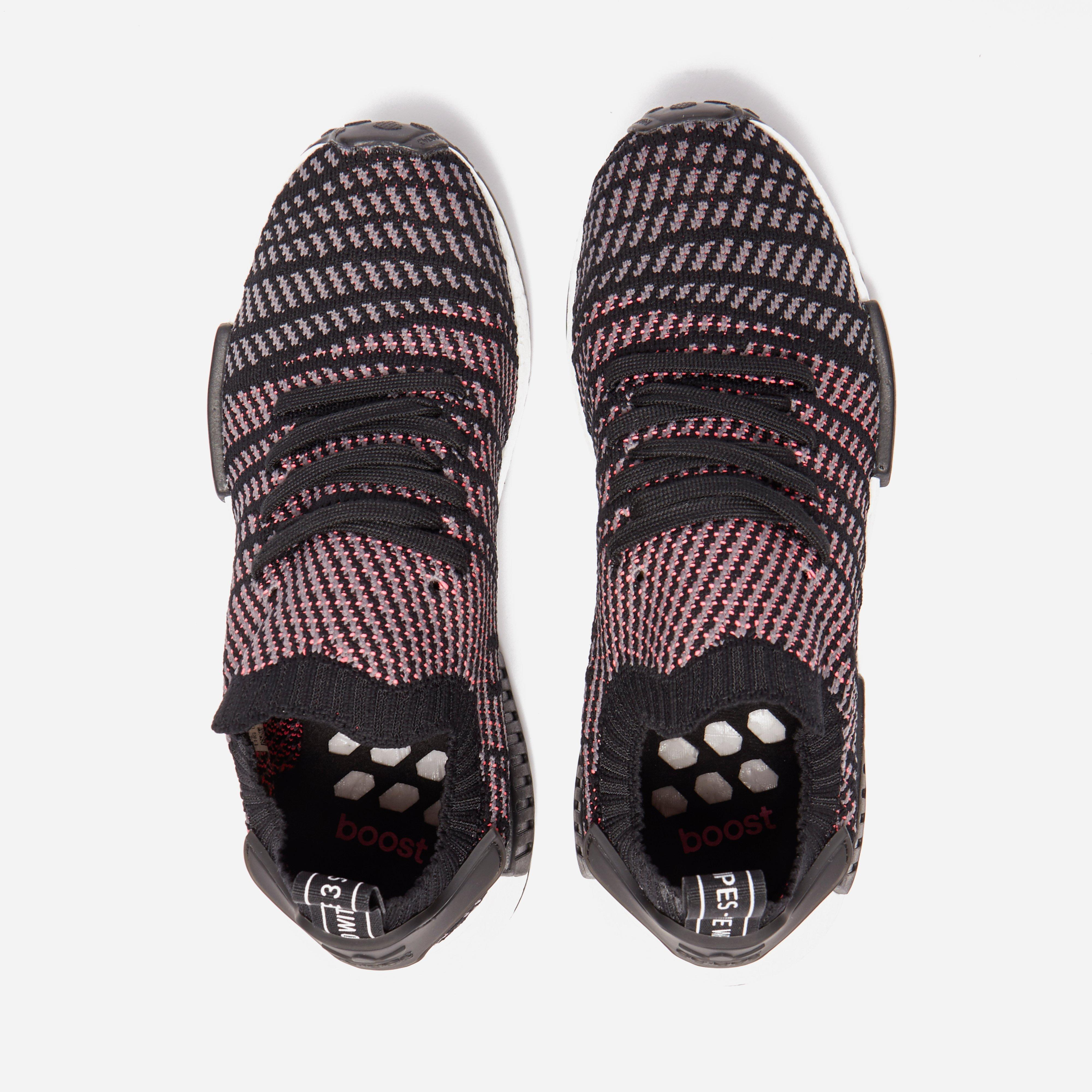 52564a3c20131 Adidas Originals Nmd R1 Stlt Pk in Black for Men - Lyst