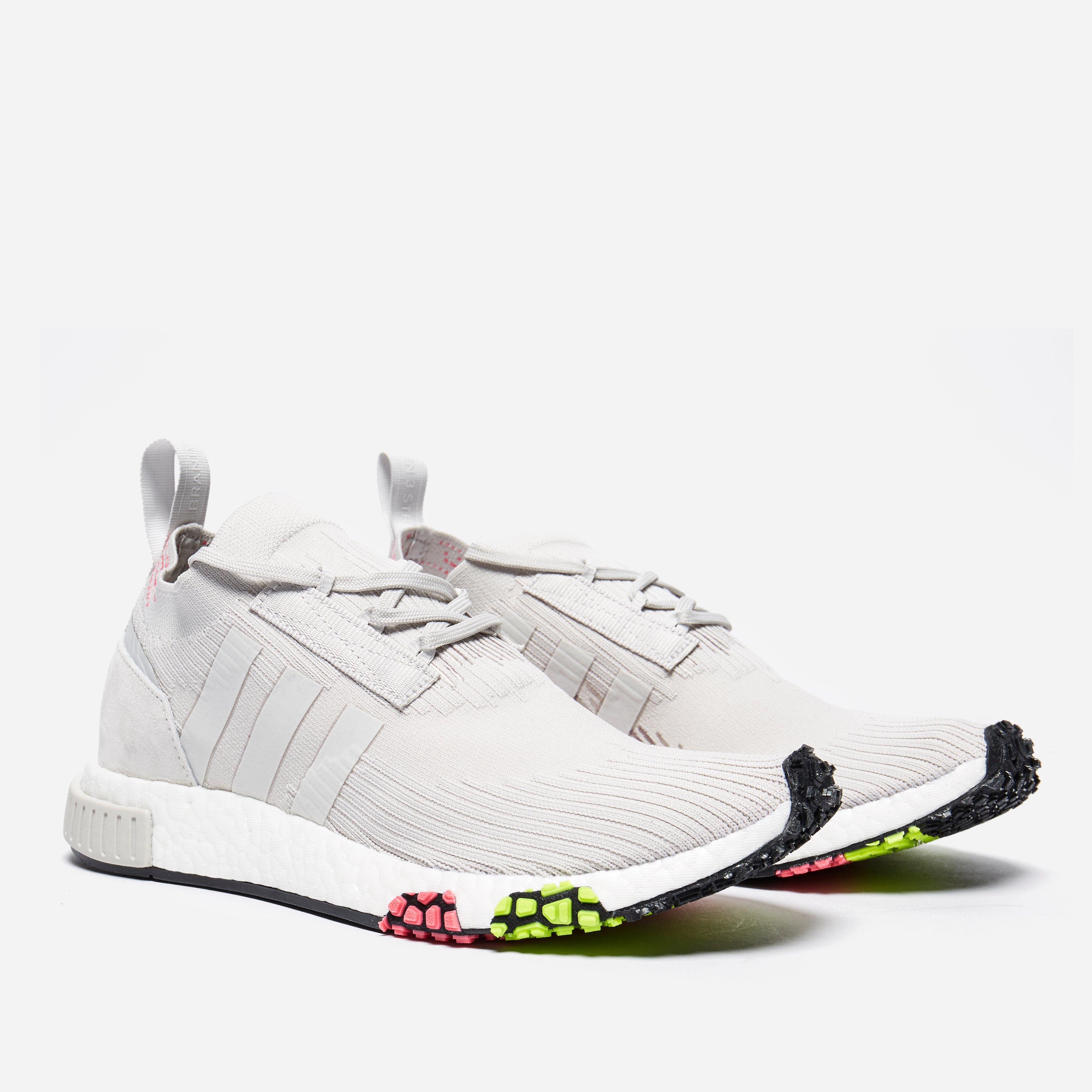 size 40 866a9 cea59 adidas Originals. Mens White Nmd Racer Pk