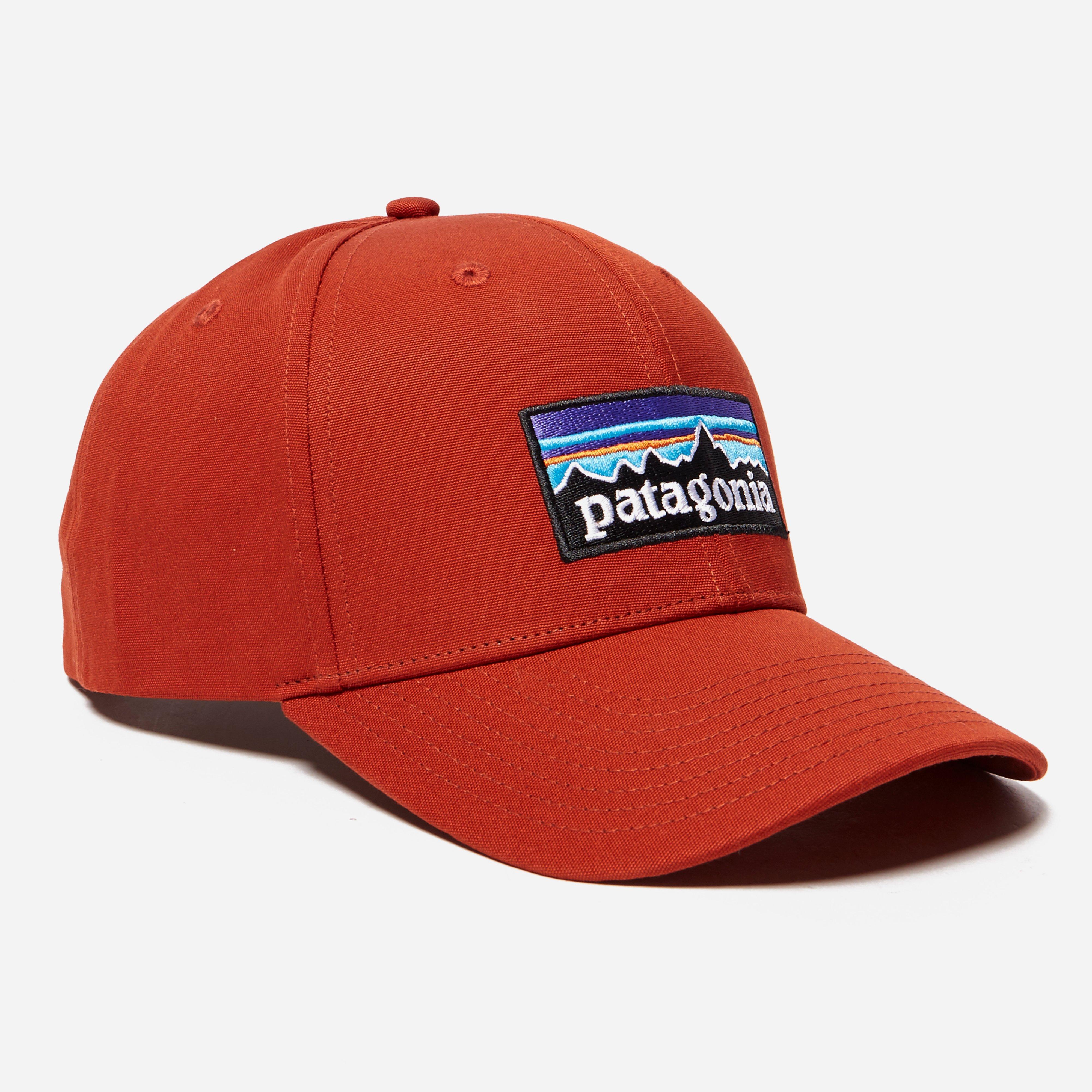 Lyst - Patagonia P-6 Logo Roger That Hat in Red for Men 1c514ec1dac