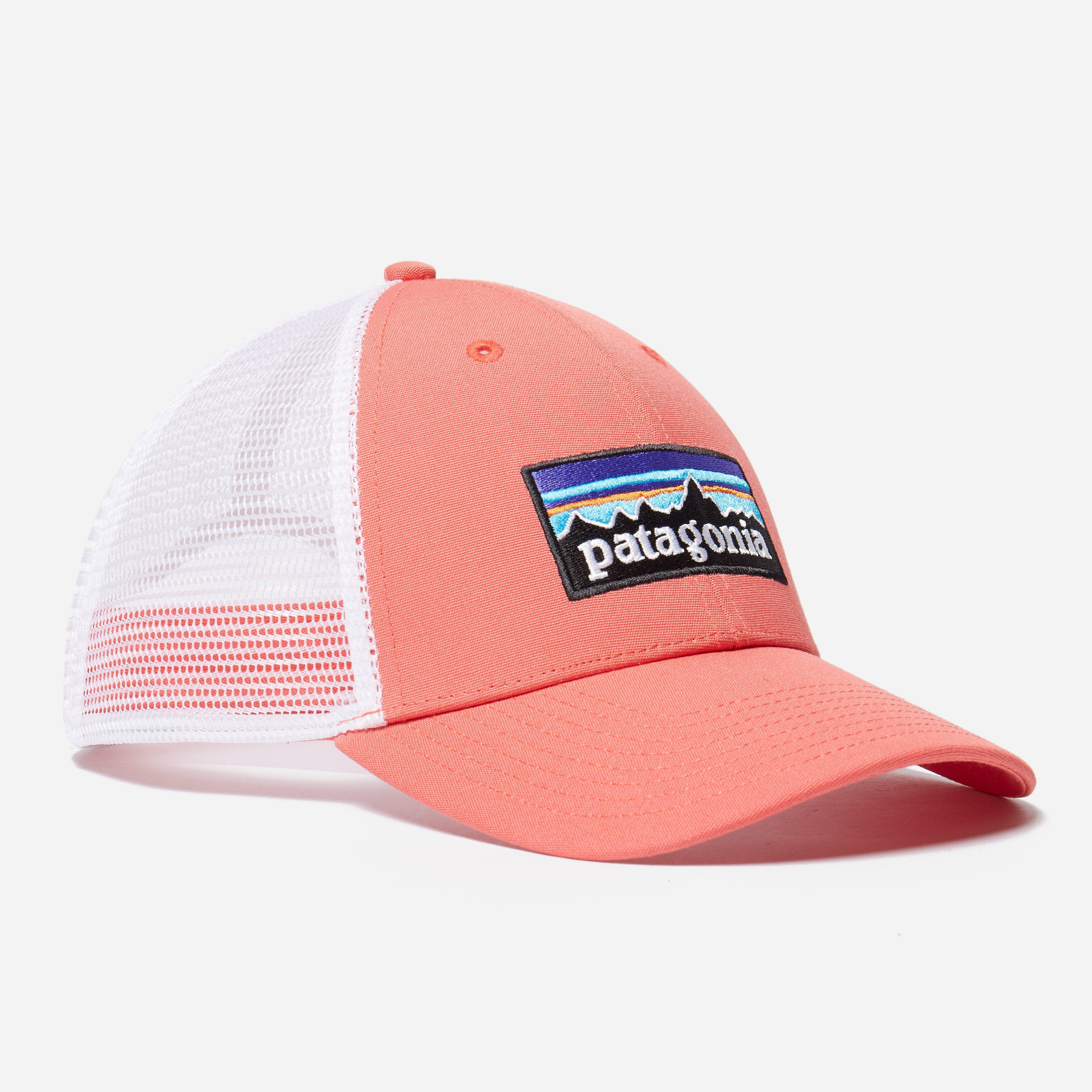 d95fd8153a1a4 Patagonia P-6 Logo Lopro Trucker Cap in Red for Men - Lyst