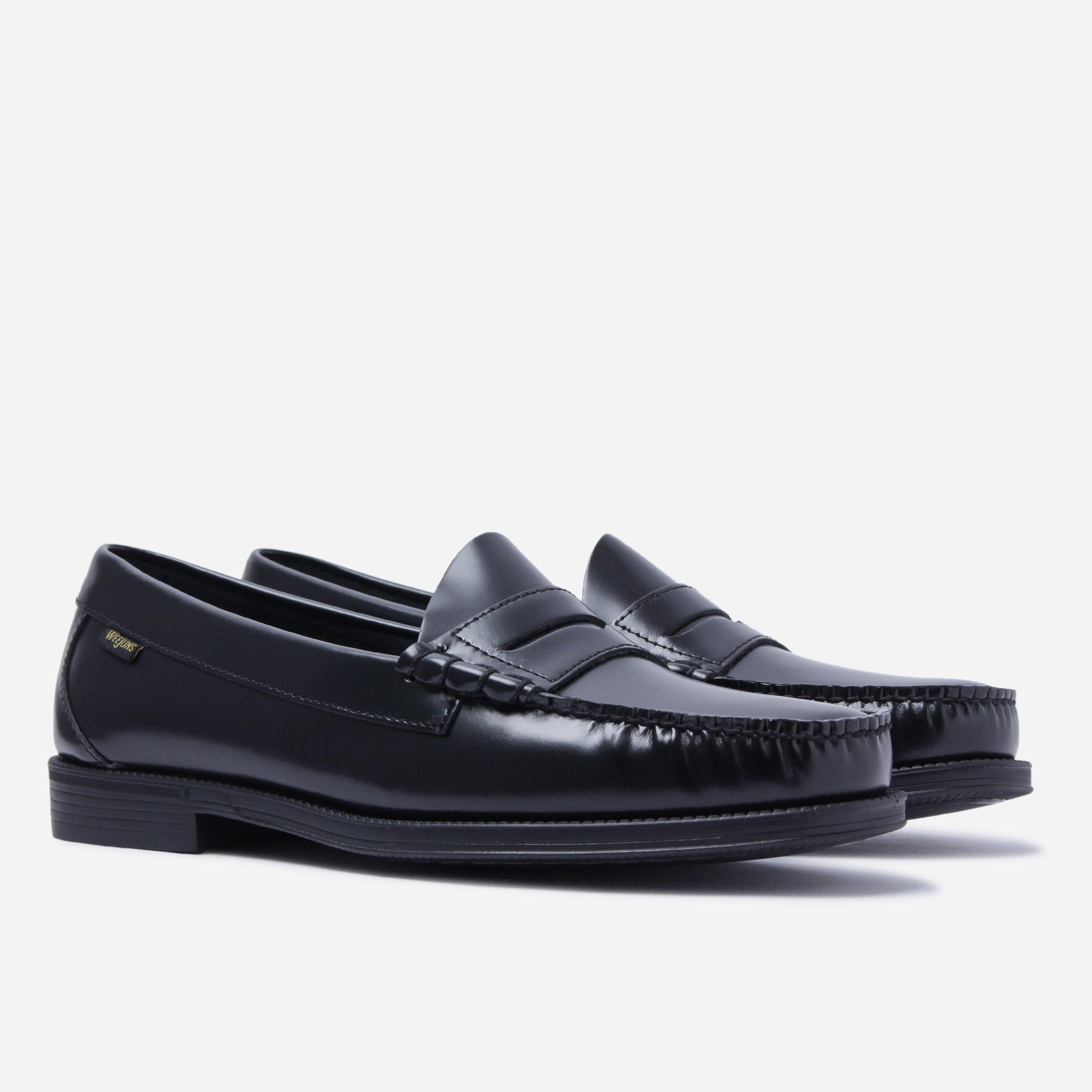 eed4f4bf044 Lyst - G.H.BASS Weejun Ii Larson Moc Penny in Blue for Men