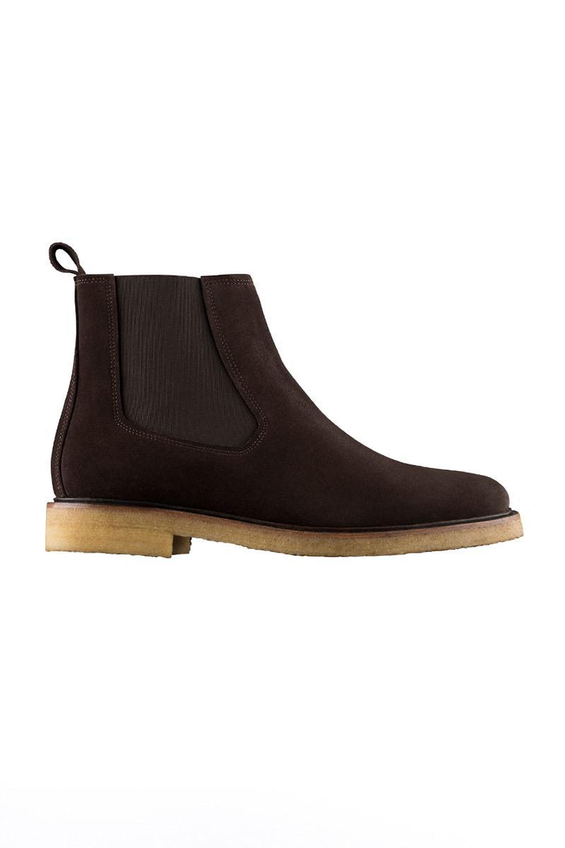 Giuseppe Zanotti Brown Suede Grisha Boots LfAiwIrtz9