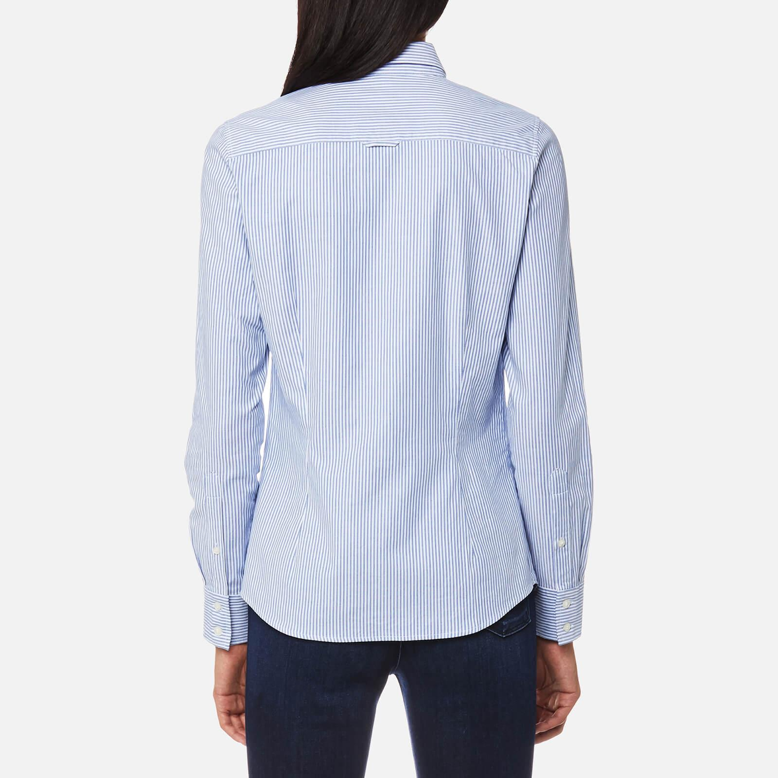 Womens Stretch Oxford Banker Shirt GANT Buy Cheap Low Price Hot Sale Cheap Price WSUle