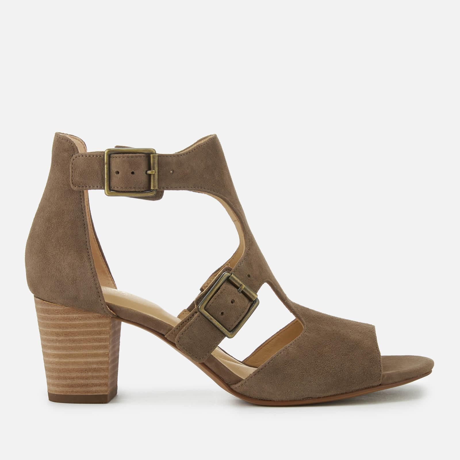 Womens Deloria Kay Ankle Strap Sandals Clarks PAmKAPyH