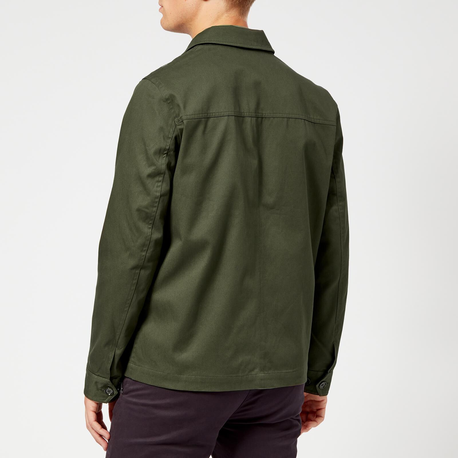 369060e21336dd Ted Baker - Green Grapes Workwear Jacket for Men - Lyst. View fullscreen
