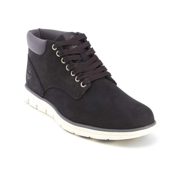 Lyst Timberland Bradstreet Leather Chukka Boots In Black