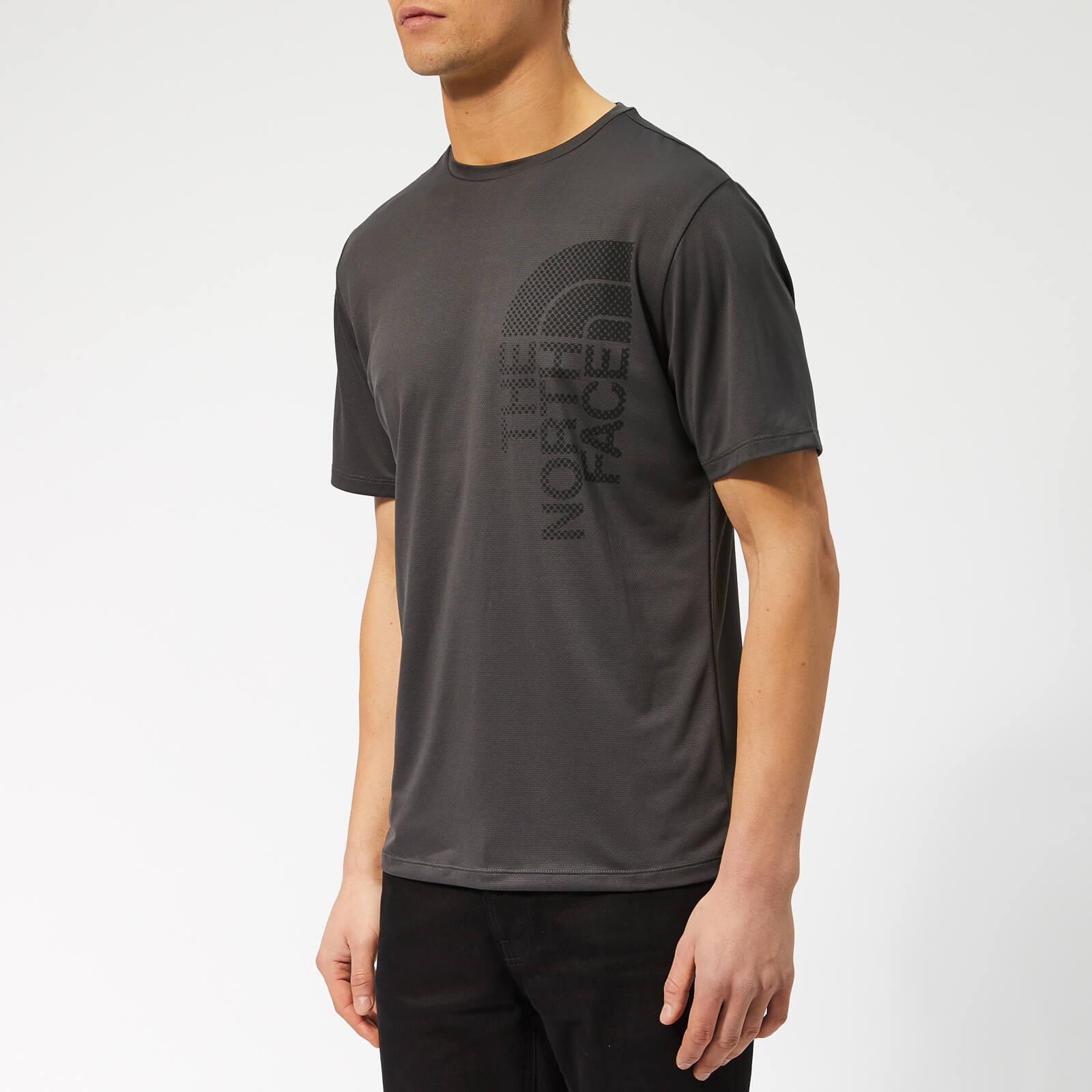7f73bd6ecb The North Face Ondras Short Sleeve T-shirt in Gray for Men - Lyst