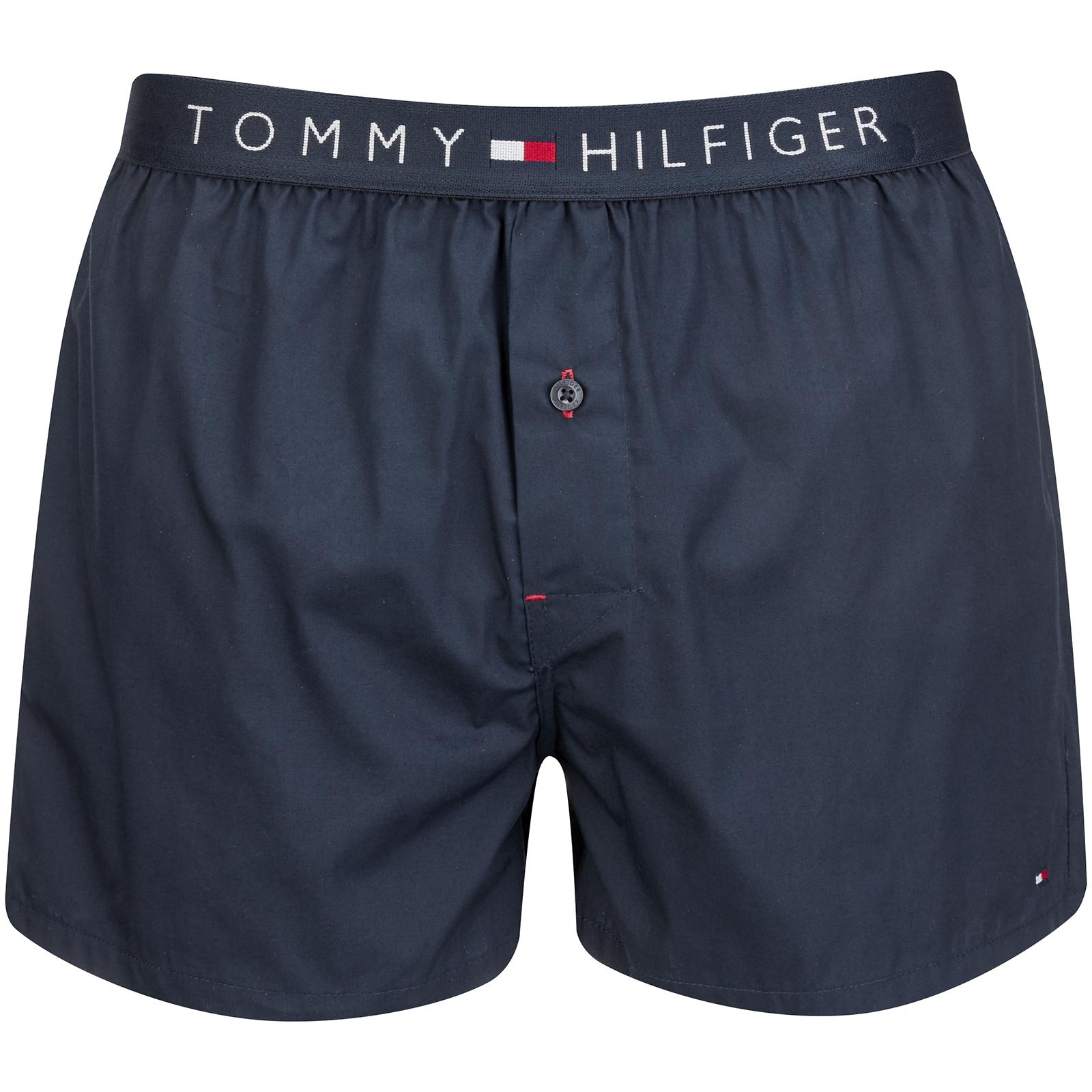 Discount Visa Payment Free Shipping Geniue Stockist Mens 2P Woven Boxer Shorts Tommy Hilfiger Cheap Sale Get Authentic Free Shipping Lowest Price Free Shipping Ebay qdtgbi4jiX