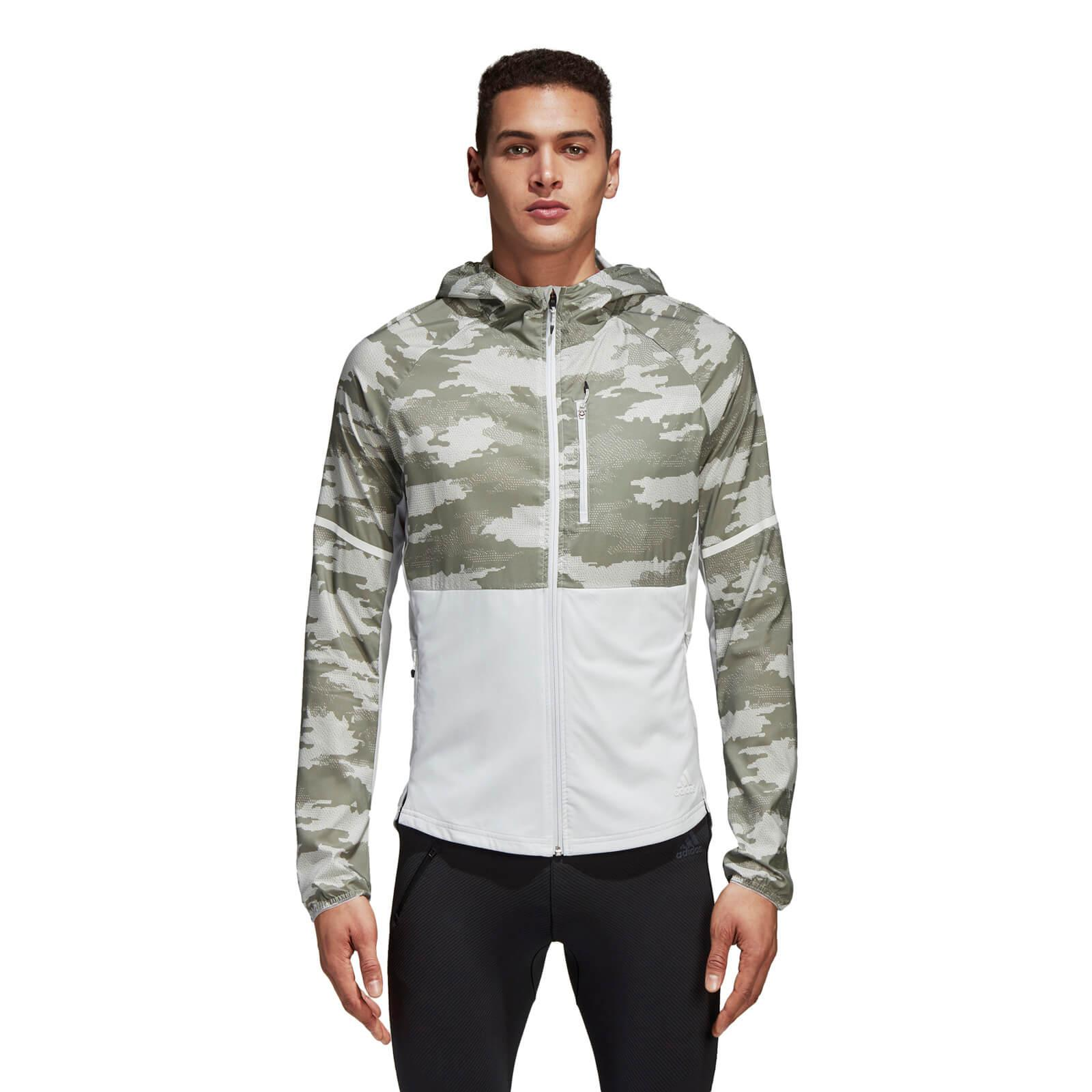 fccf471e7 For Lyst Graphic Men Running Jacket Ultra Adidas 6pfAwqCw