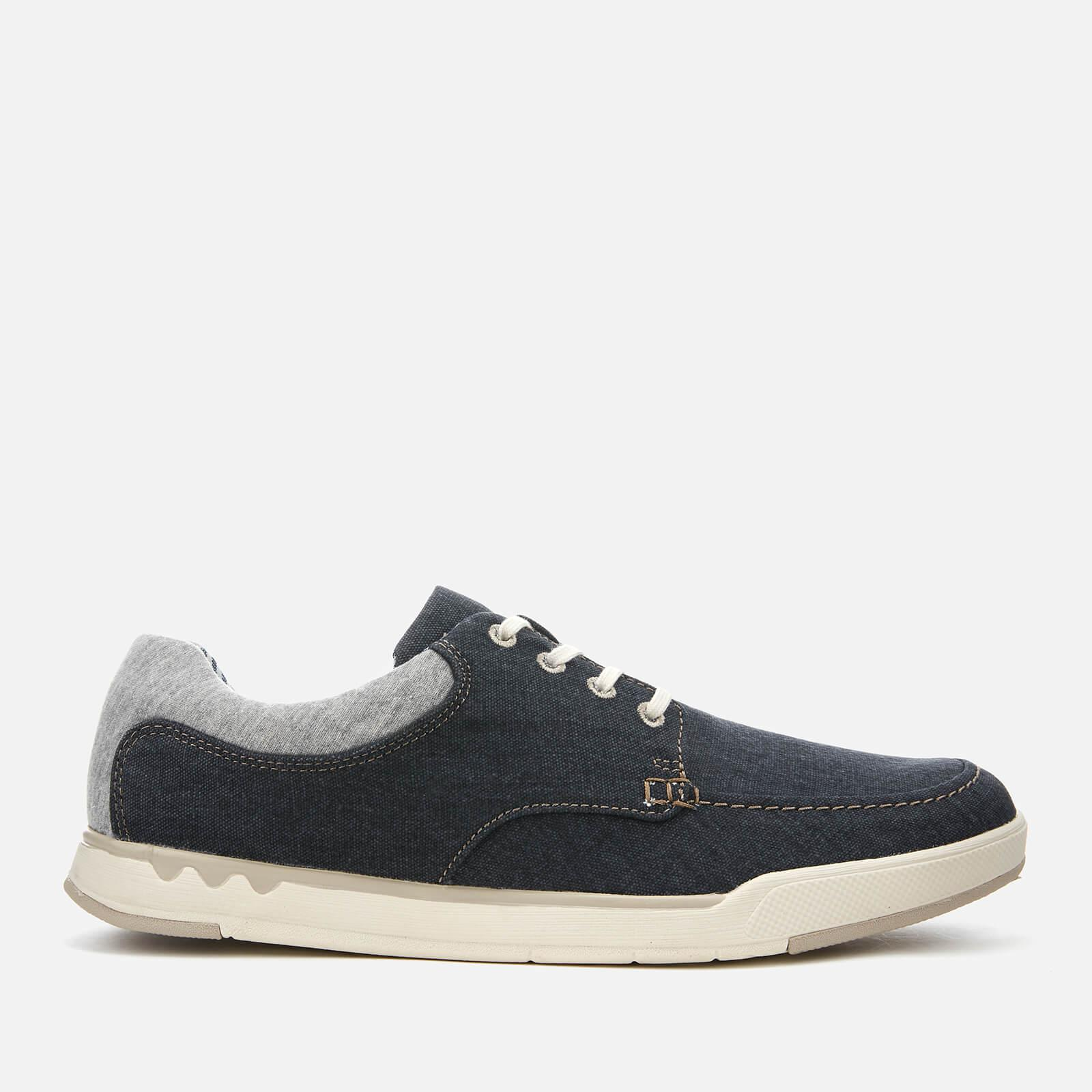 Discount Nicekicks Buy Cheap Websites Clarks Step Isle Lace Sneaker(Men's) -Sand Canvas Really Cheap Countdown Package Cheap Price 72PP7Rv7