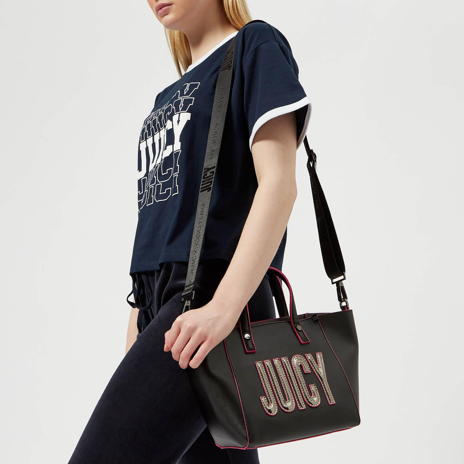 87953be77 Juicy Couture Arlington Mini Soft Tote Bag in Black - Lyst