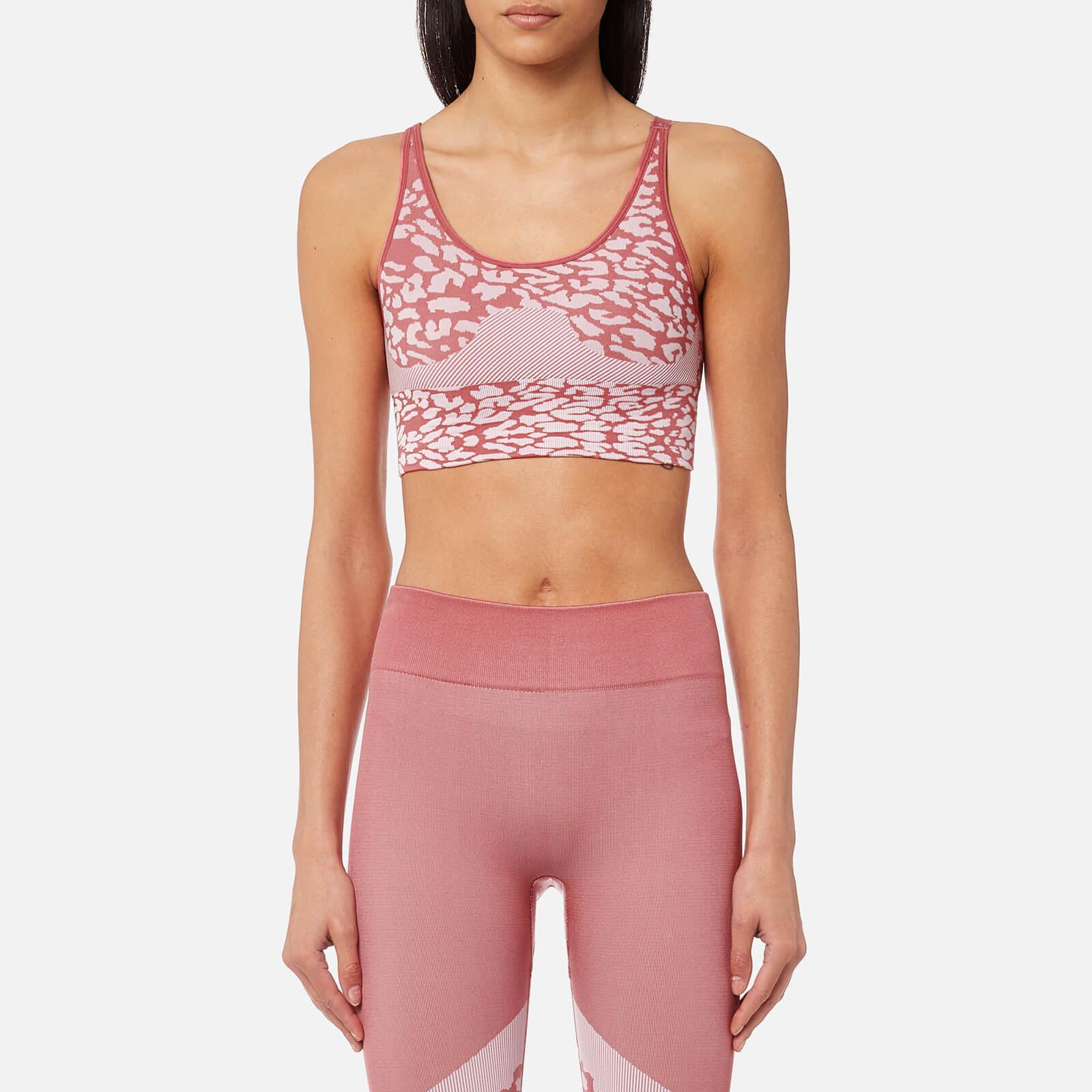 ba86b7c01ea54 Varley Reed Sports Bra in Pink - Lyst