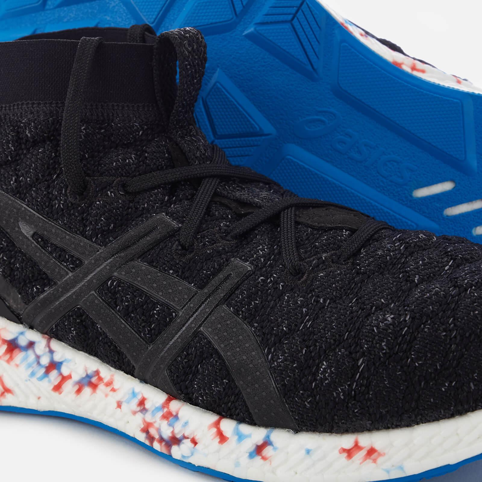 pretty nice 458f5 cfc04 Asics - Black Hypergel-kan Trainers for Men - Lyst. View fullscreen