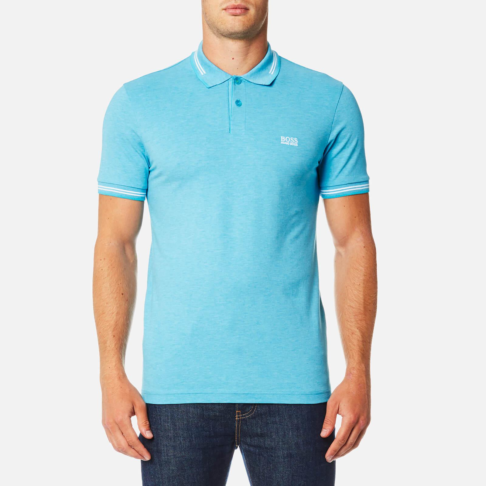 714c0a175 Lyst - Boss Green Paul Polo Shirt in Blue for Men