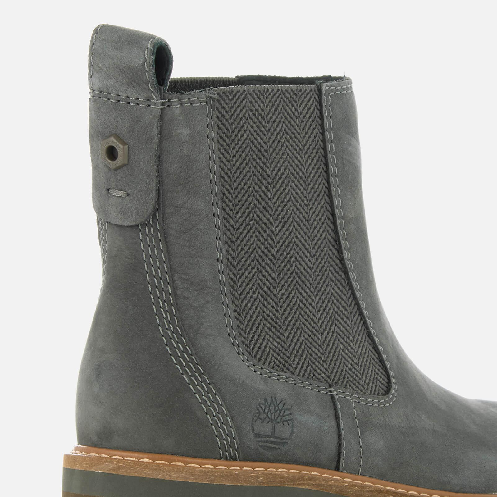 406864a95d Timberland Courmayeur Valley Chelsea Boots in Gray - Lyst