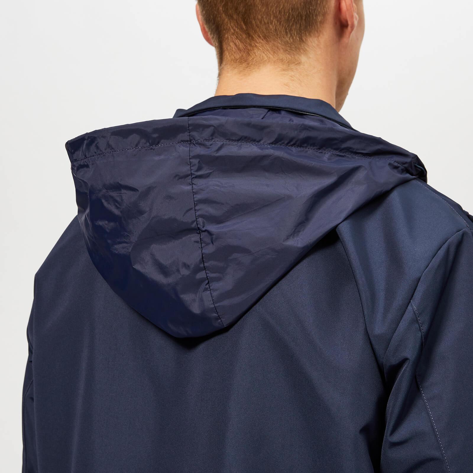 45a5944aca0 Lacoste - Blue Classic Blouson Jacket for Men - Lyst. View fullscreen