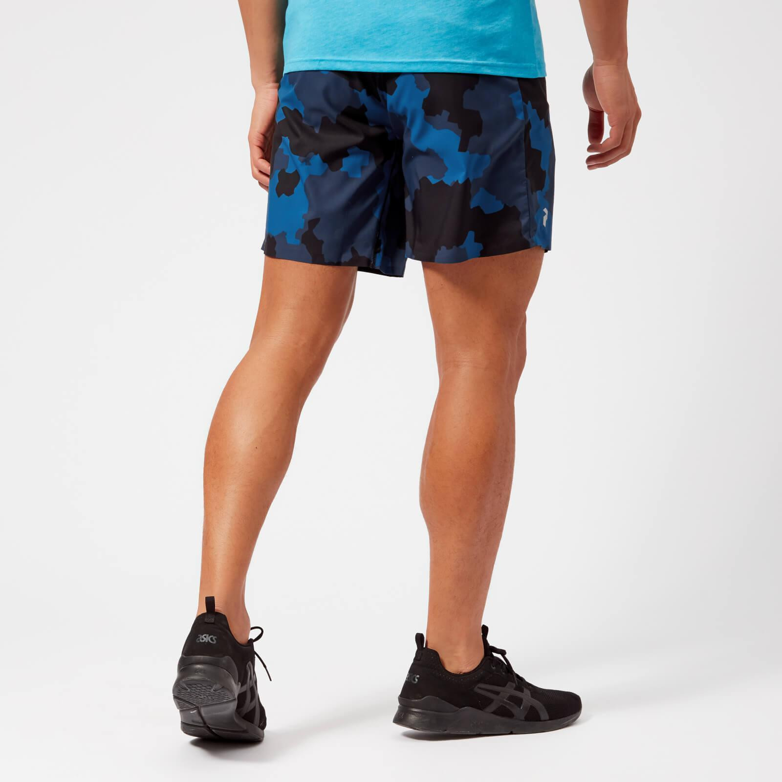 078ea5cfcd Peak Performance Fremont Printed Shorts in Blue for Men - Lyst