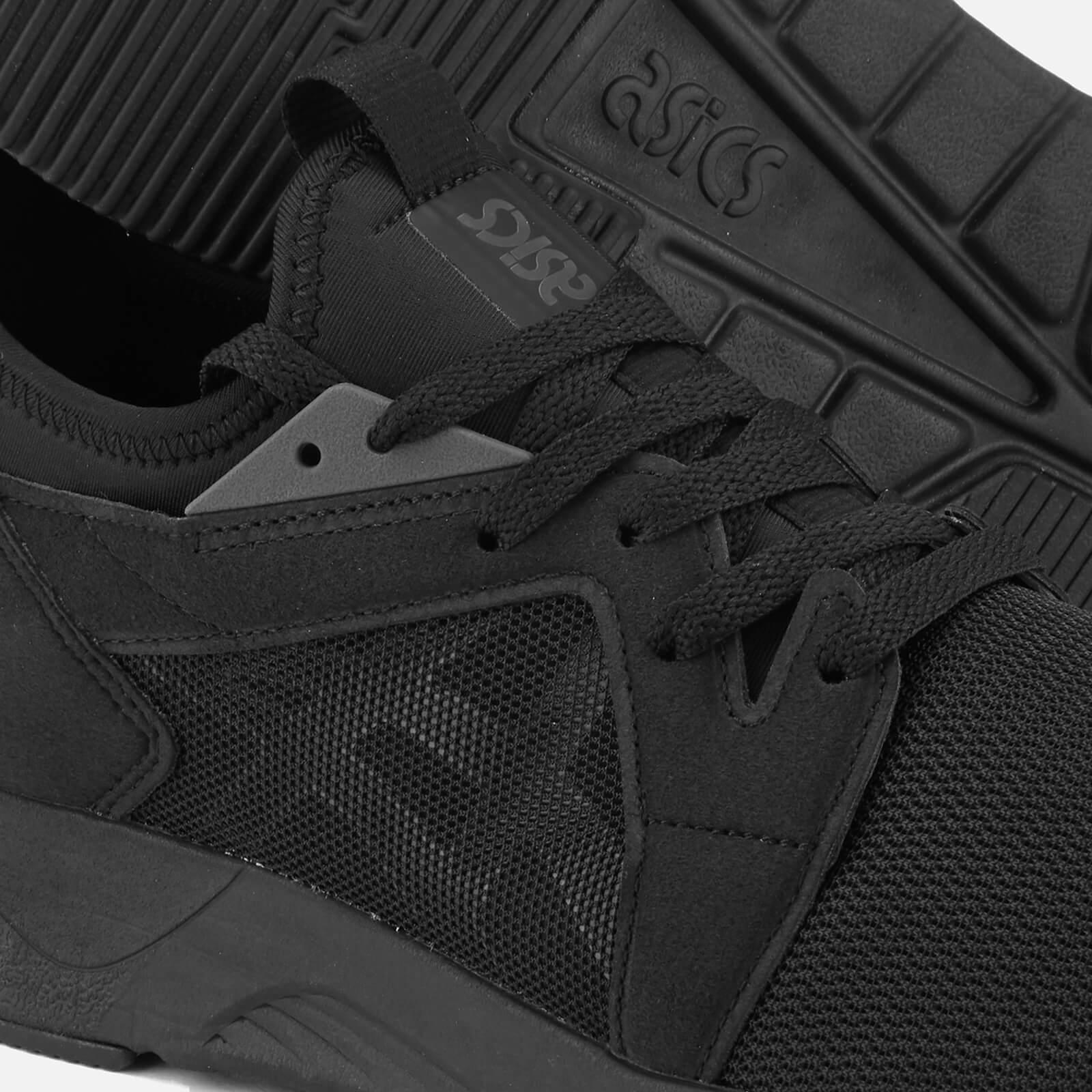 detailed look 1c0fd b2be2 asics gel lyte v rb trainer black