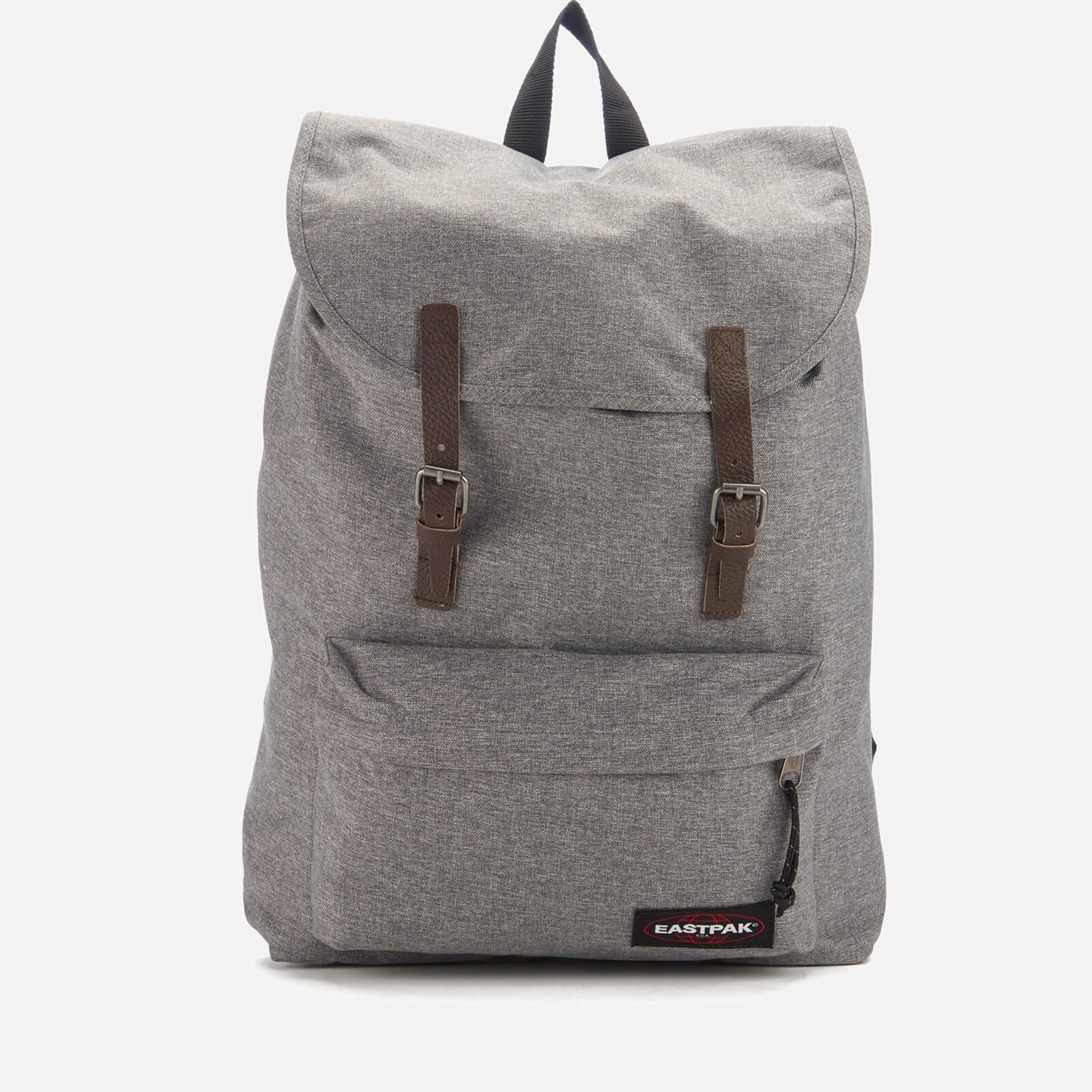 Eastpak Men s London Backpack in Gray for Men - Lyst 74907a55e3e74