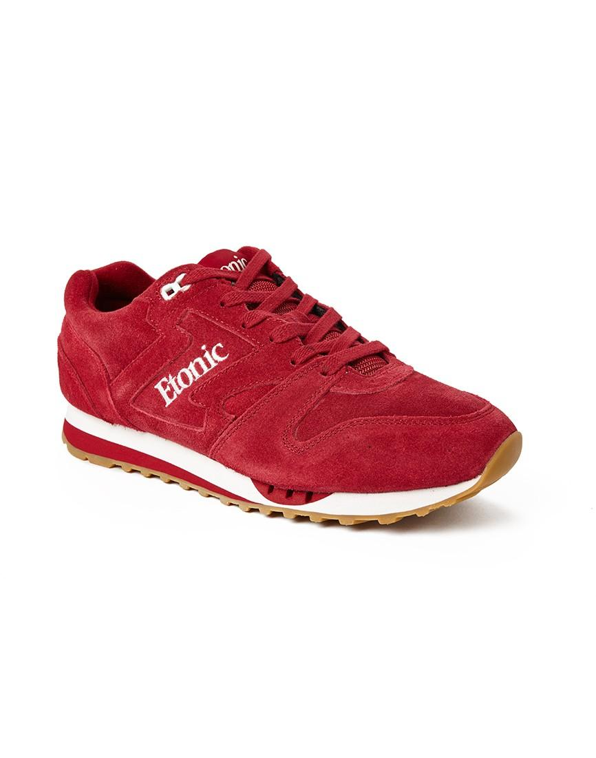 Guess Red Suede Shoes