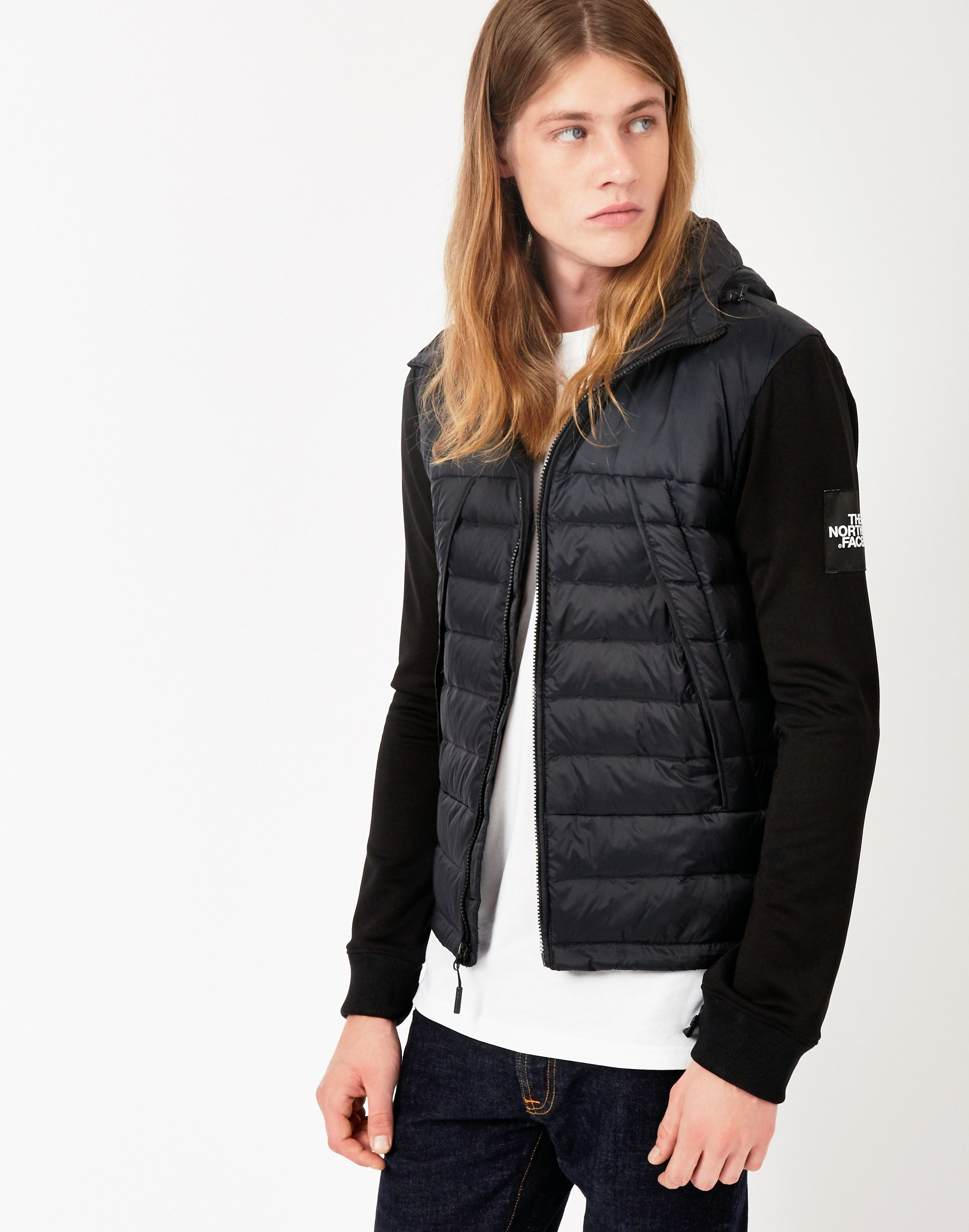 cd24f6e329c7 Lyst - The North Face Black Label Mountain Crimpt Jacket Black in ...
