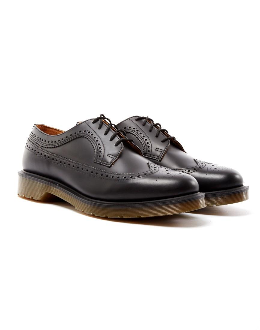 Dr Martens Men S Wingtip Shoes