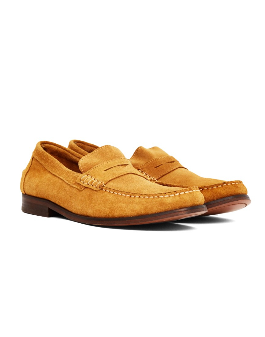 Looking After Suede Shoes