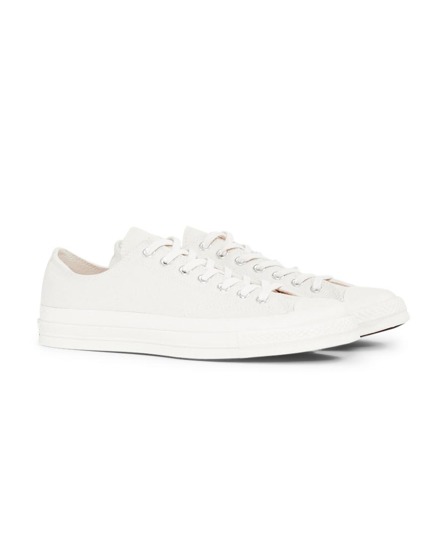 30b224a69b49b0 Lyst - Converse Chuck Taylor All Star  70 Ox Natural Off White in ...