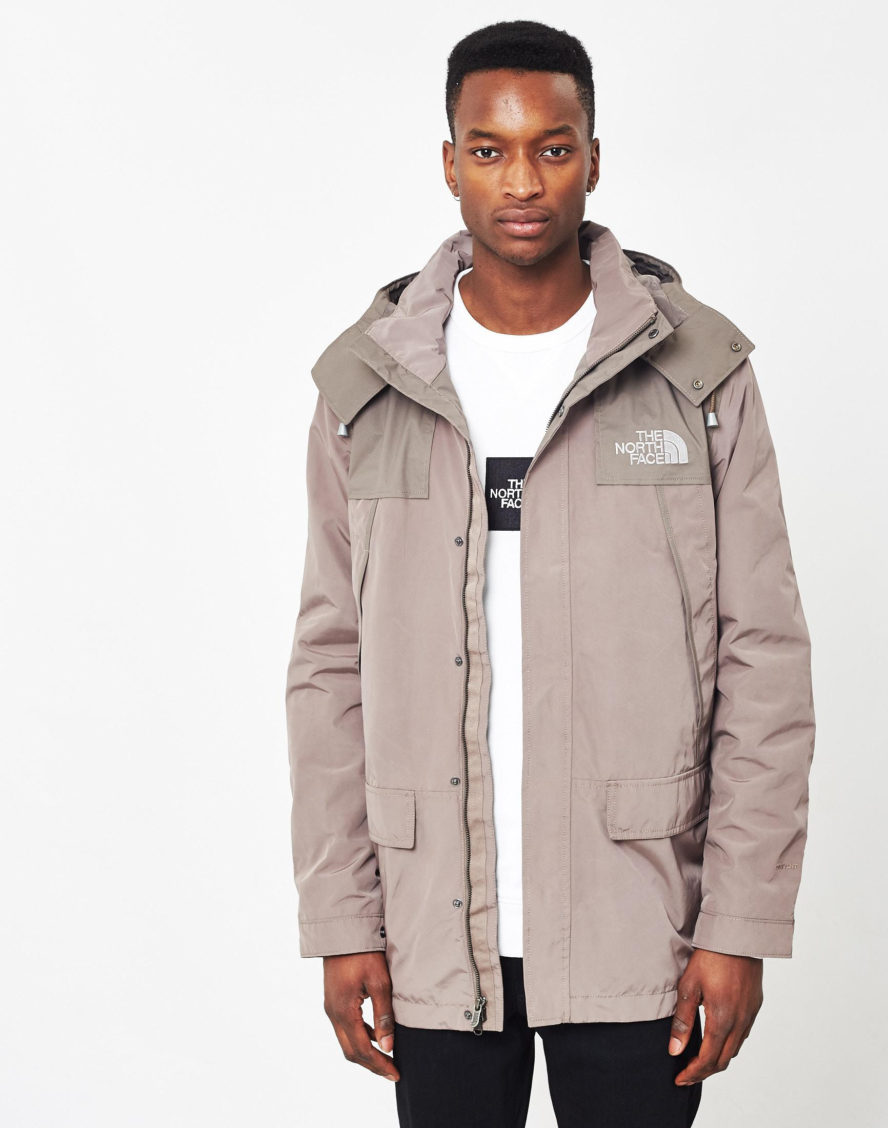 88ae601c72 Lyst - The North Face Mountain Murdo Light Parka Brown in Brown for Men