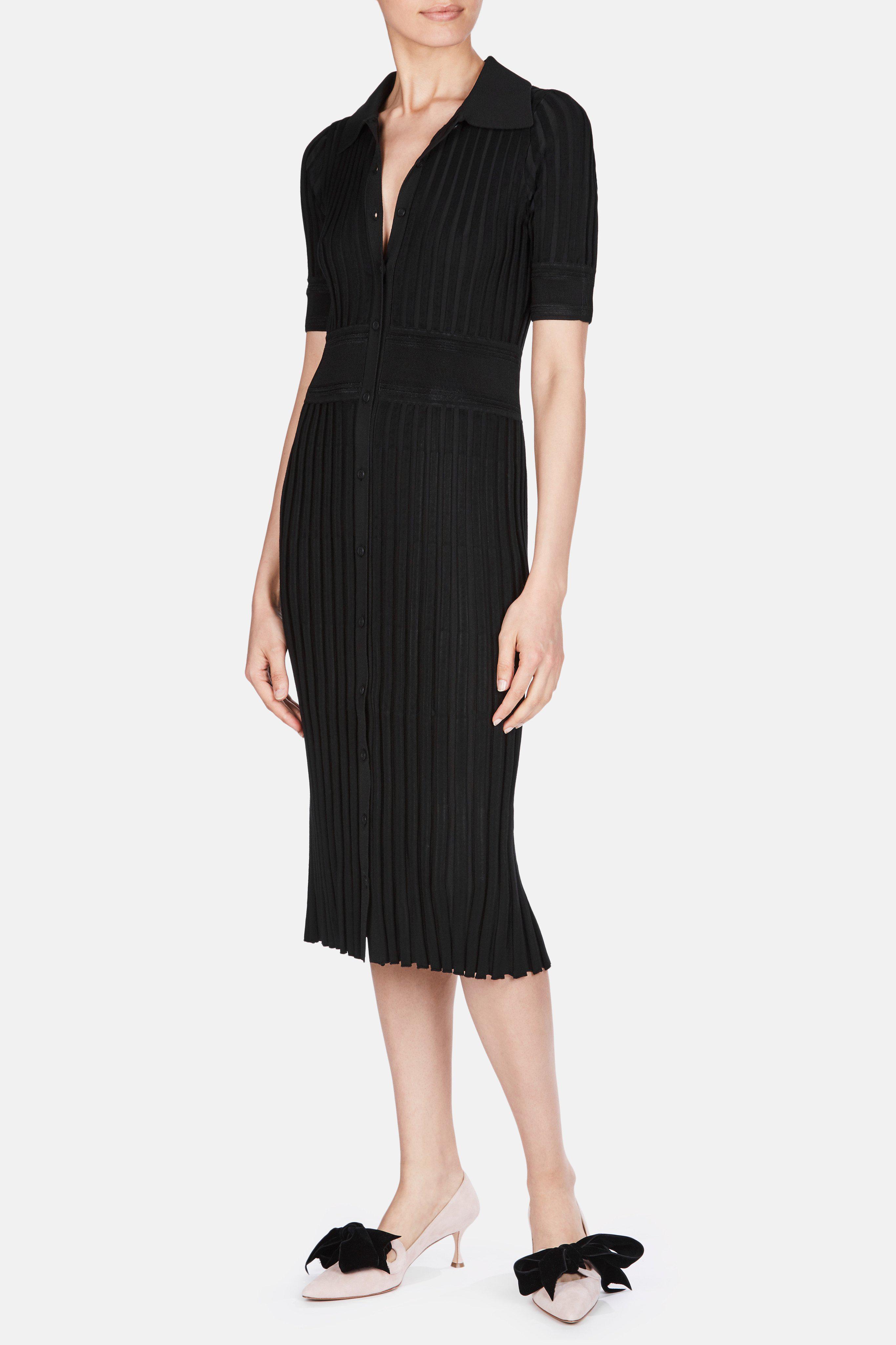Black Olivia Dress Altuzarra esfHawELac