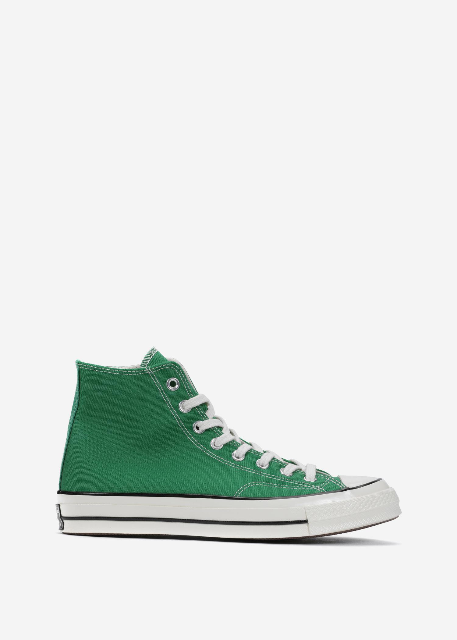0568a309d16c93 Lyst - Converse Chuck Taylor All Star  70 Hi in Green