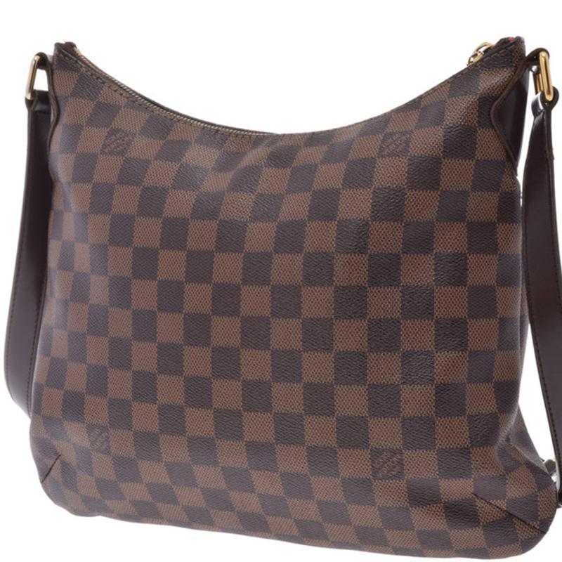 0ea3e00842a5 Louis Vuitton - Brown Damier Ebene Canvas Bloomsbury Pm Bag - Lyst. View  fullscreen