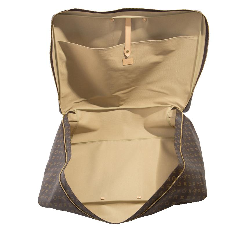ea0270e86a78 Lyst - Louis Vuitton Monogram Canvas Sirius 70 Soft Sided Suitcase ...