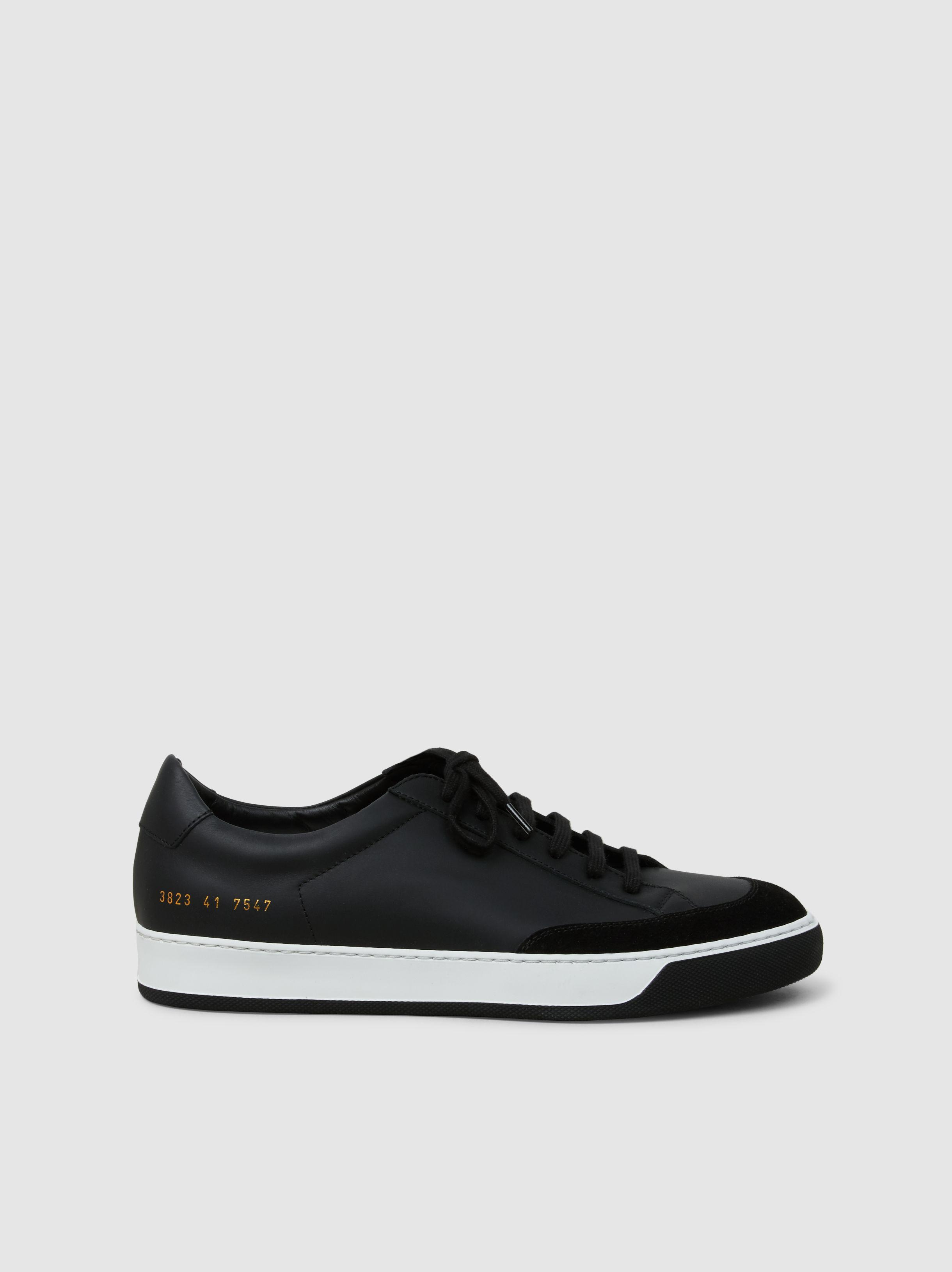 Tennis Pro Leather And Suede Trainer Common Projects wPQO6tu