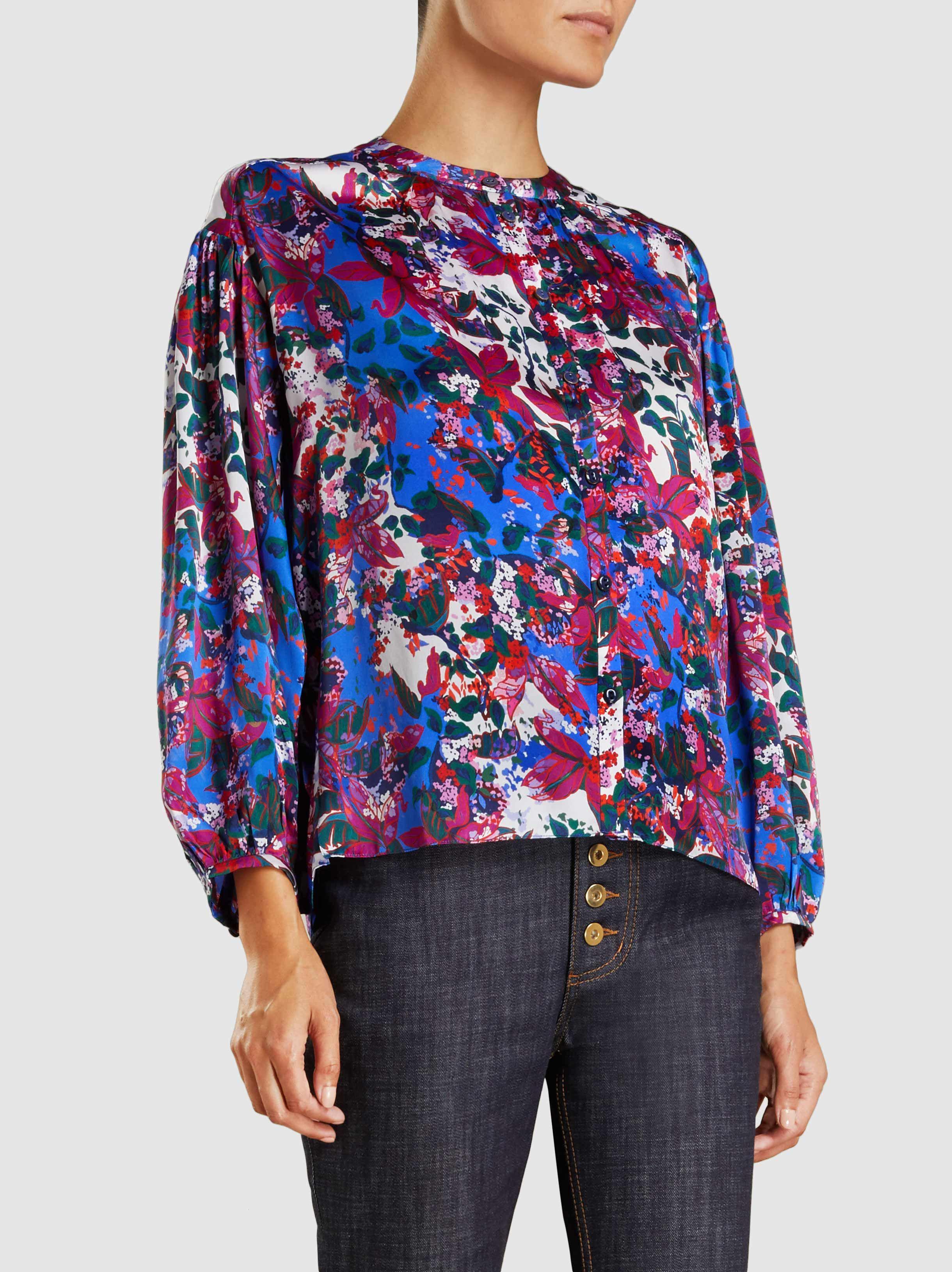 Saloni Woman Cold-shoulder Fil Coup Outlet Sale Official Site Cheap Price Sale Discount nZRoSZdd