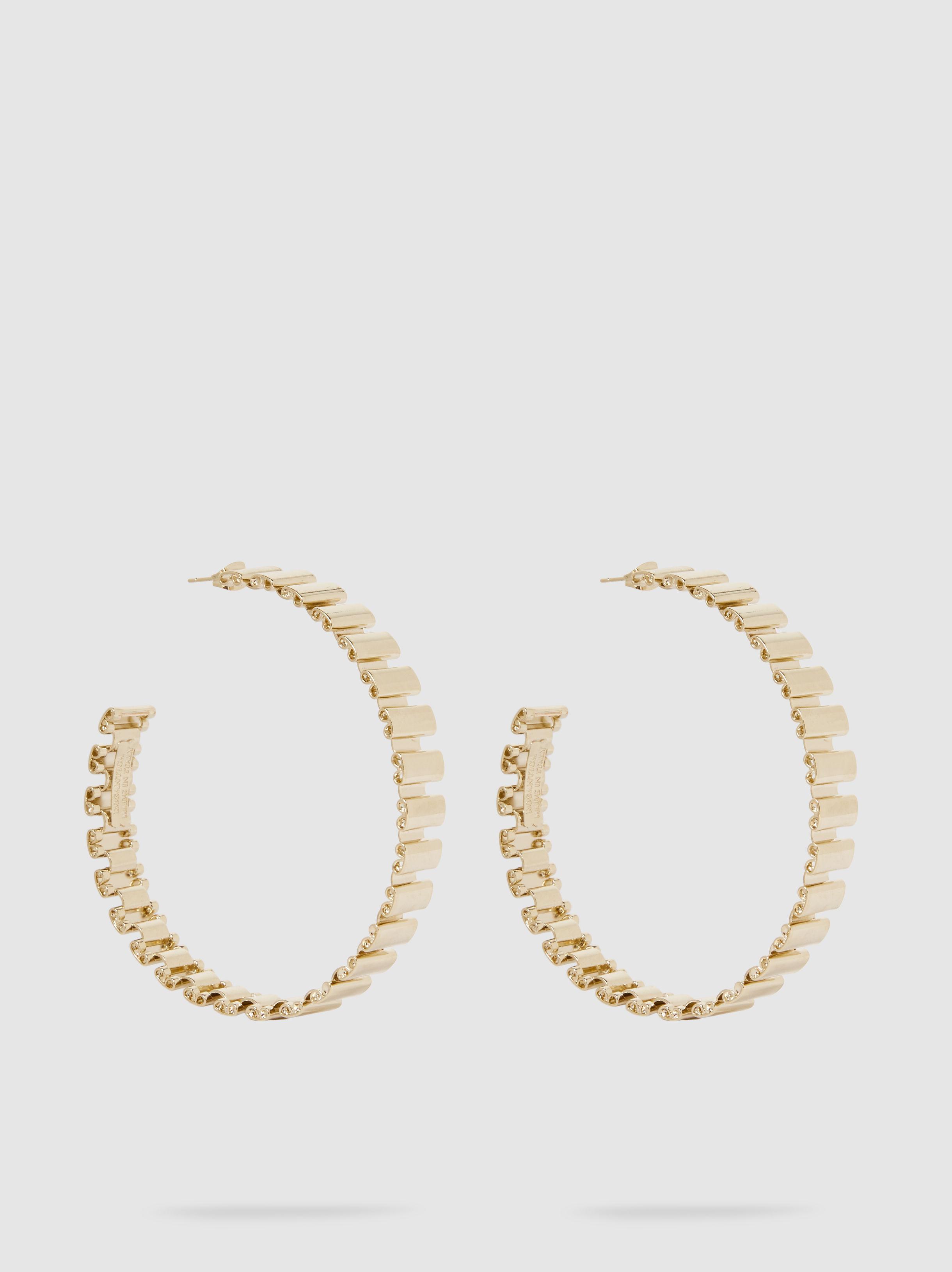 Volutta Gold-tone Earrings - one size Rosantica nA2WPEVN3